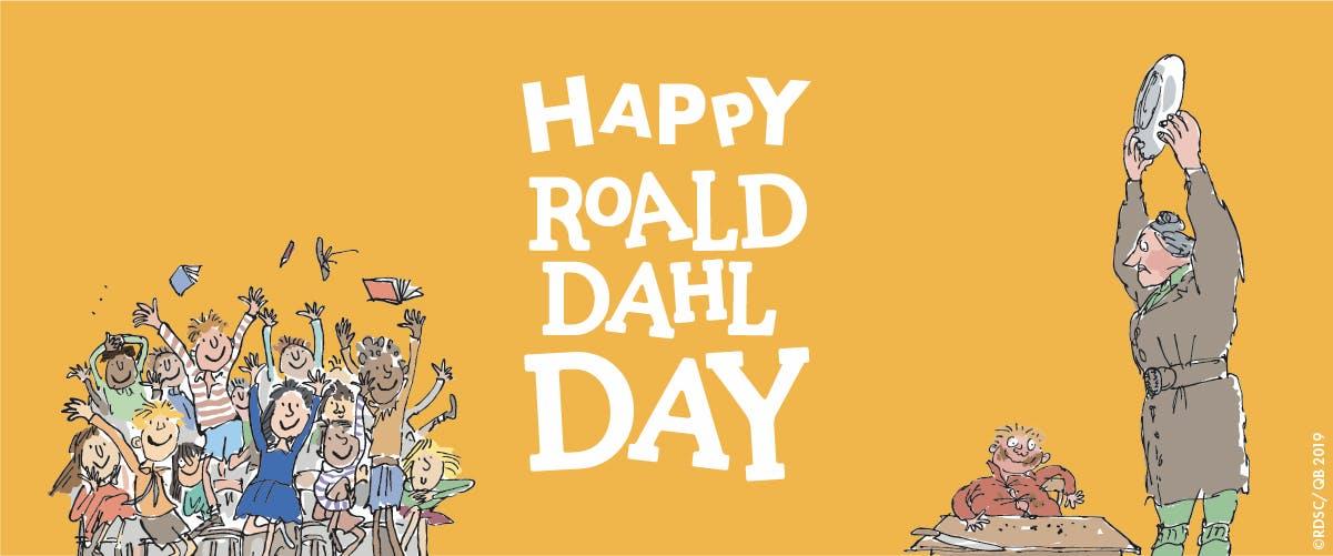 The great Roald Dahl quiz!