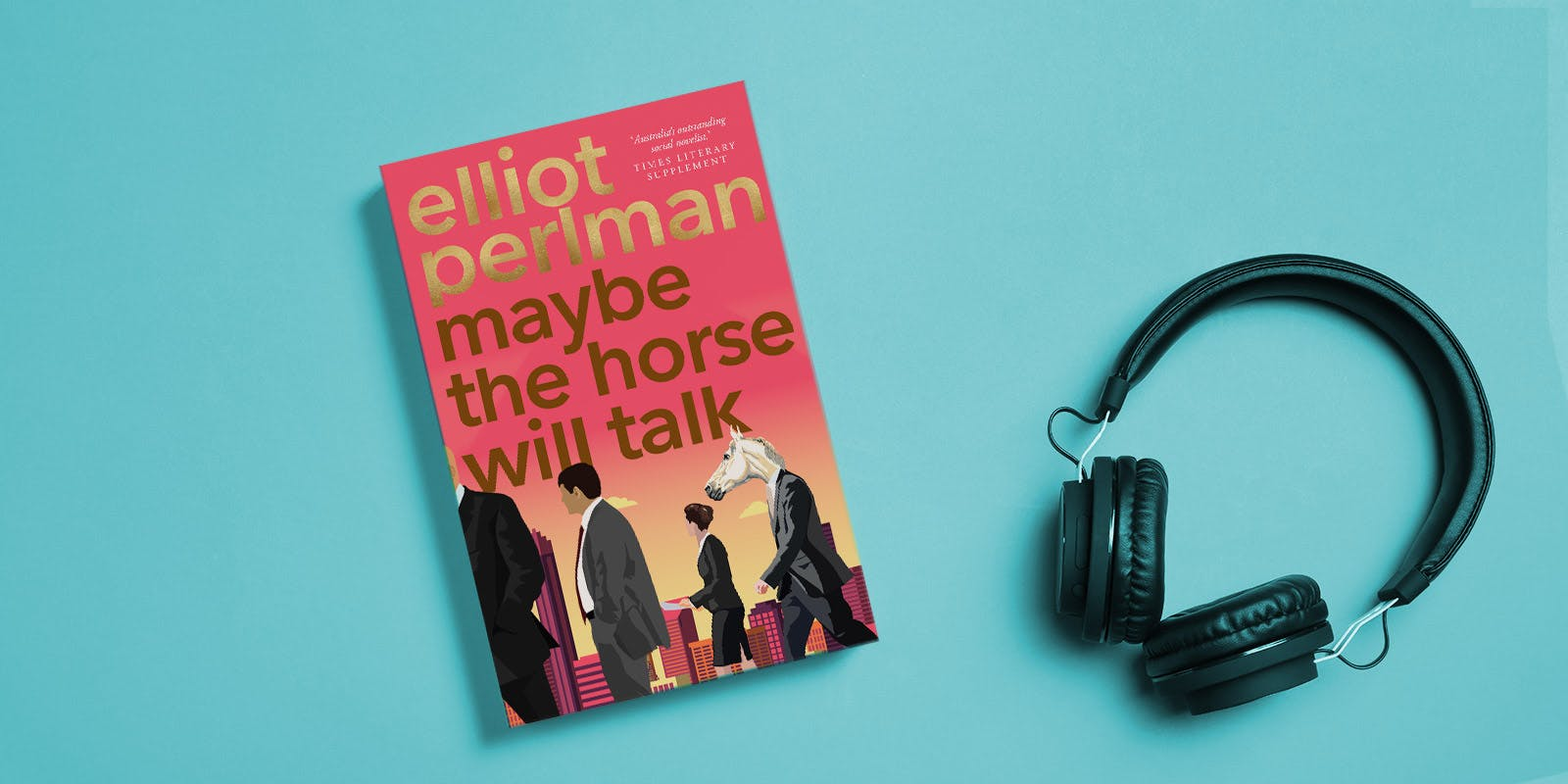 Elliot Perlman Q&A
