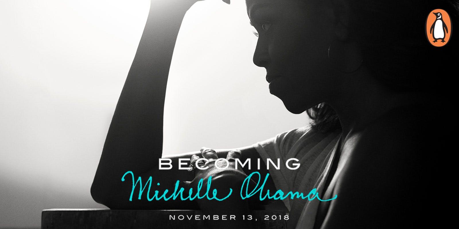 Becoming, Michelle Obama, 14 November 2018