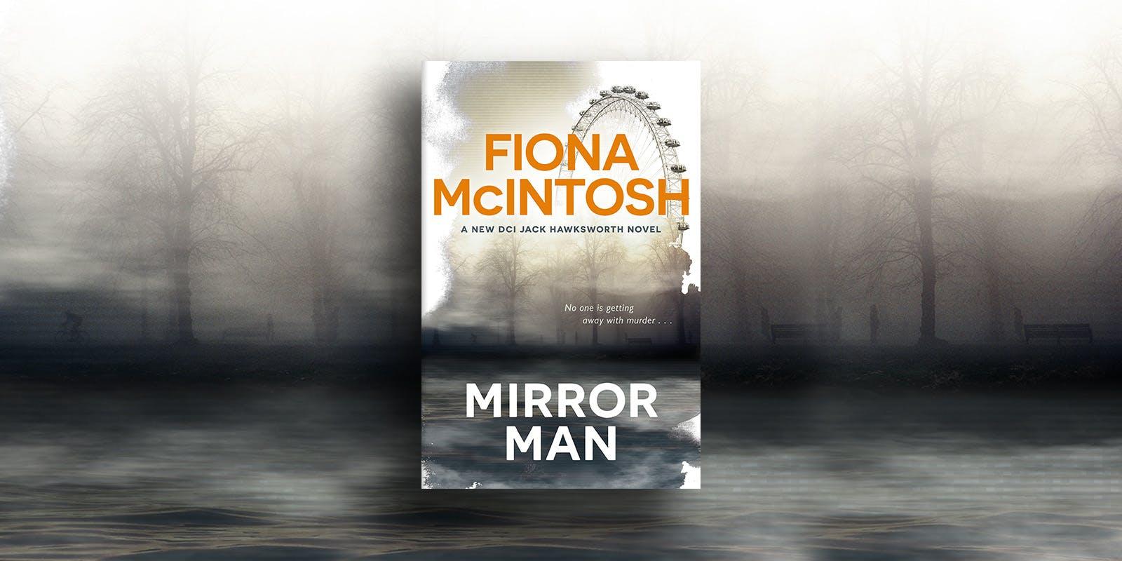 Fiona McIntosh on DCI Jack Hawksworth