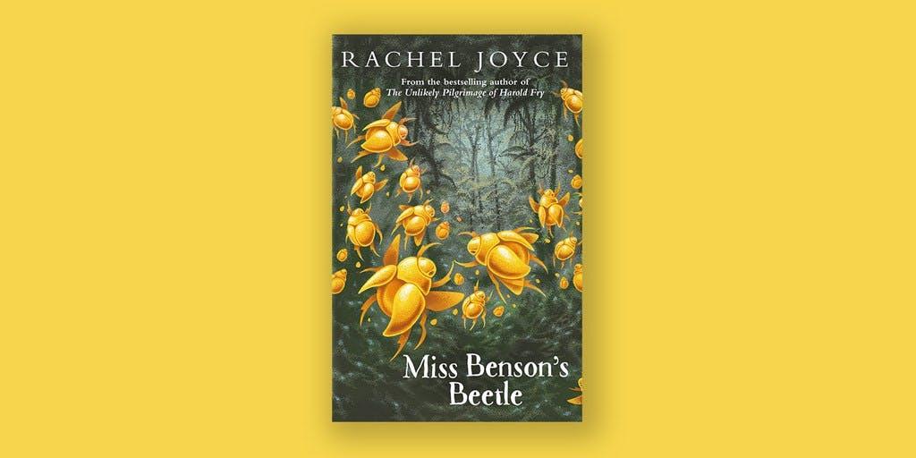 Rachel Joyce Q&A