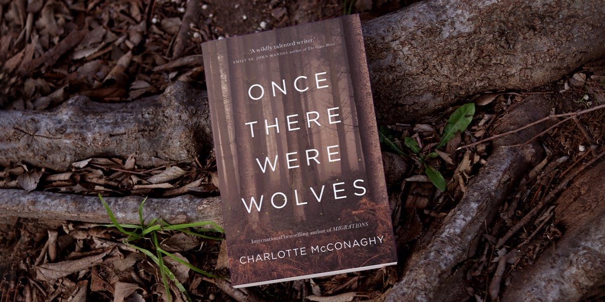 Once There Were Wolves book club notes