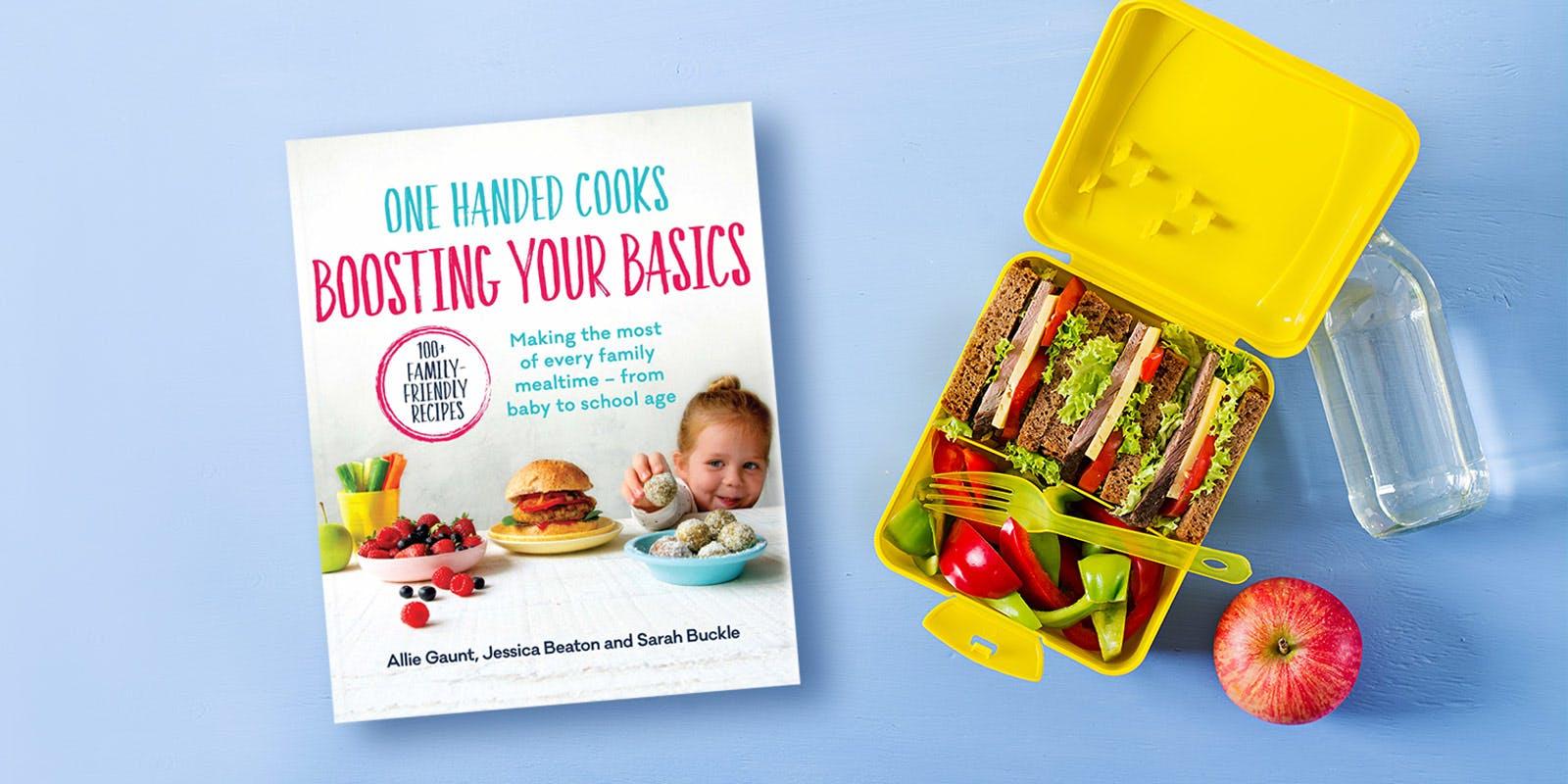 Create a nutritious tasting plate