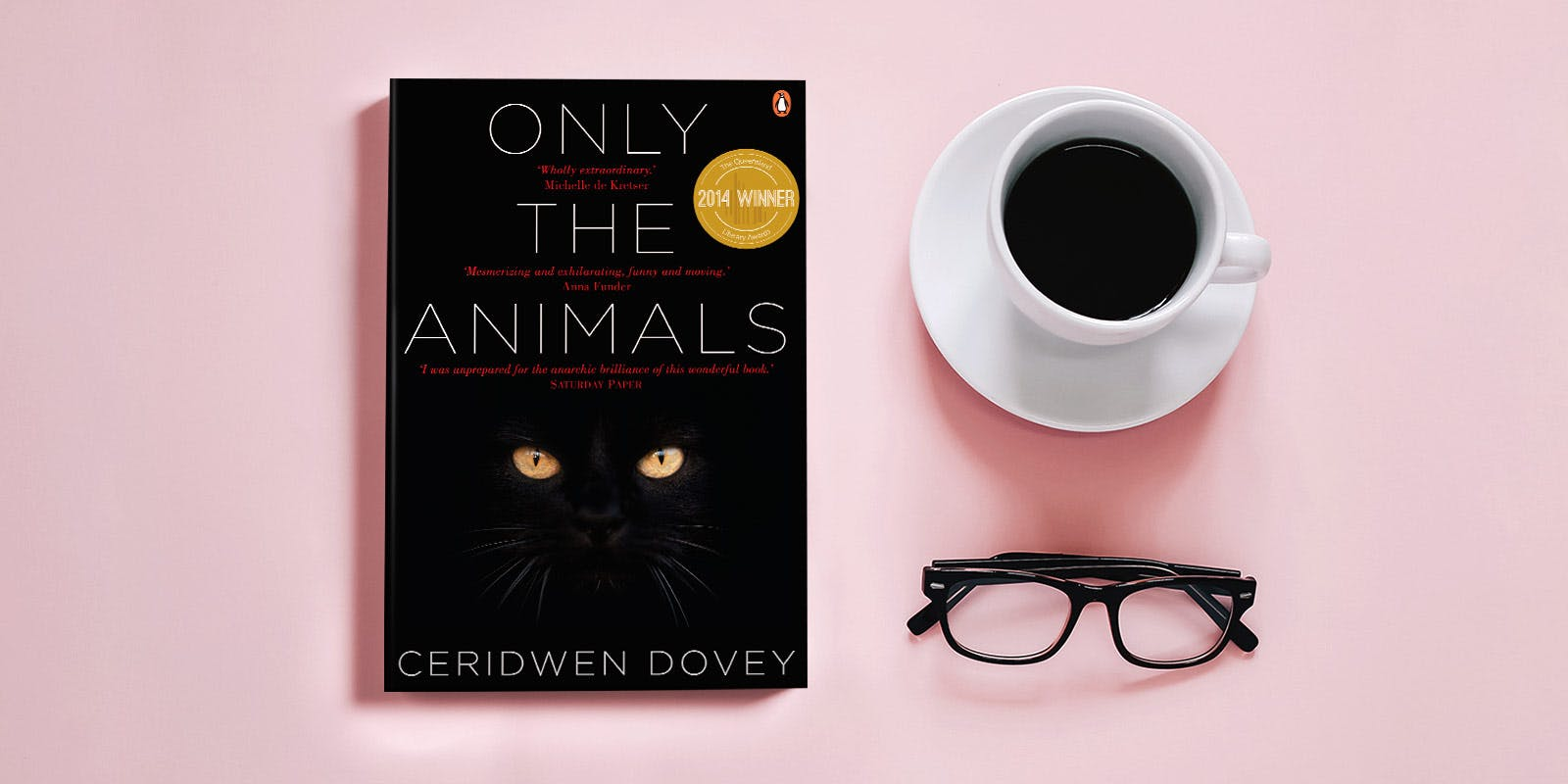 Only the Animals book club notes