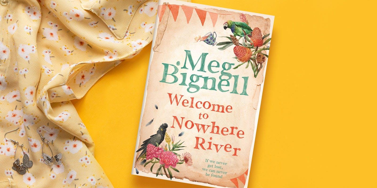 Meg Bignell Q&A
