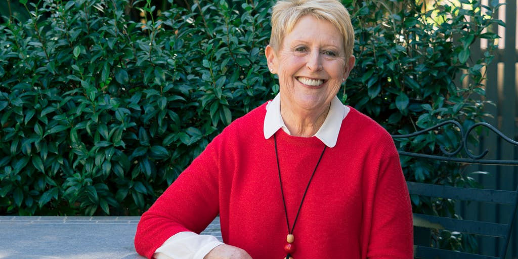 Mem Fox on becoming a grandparent