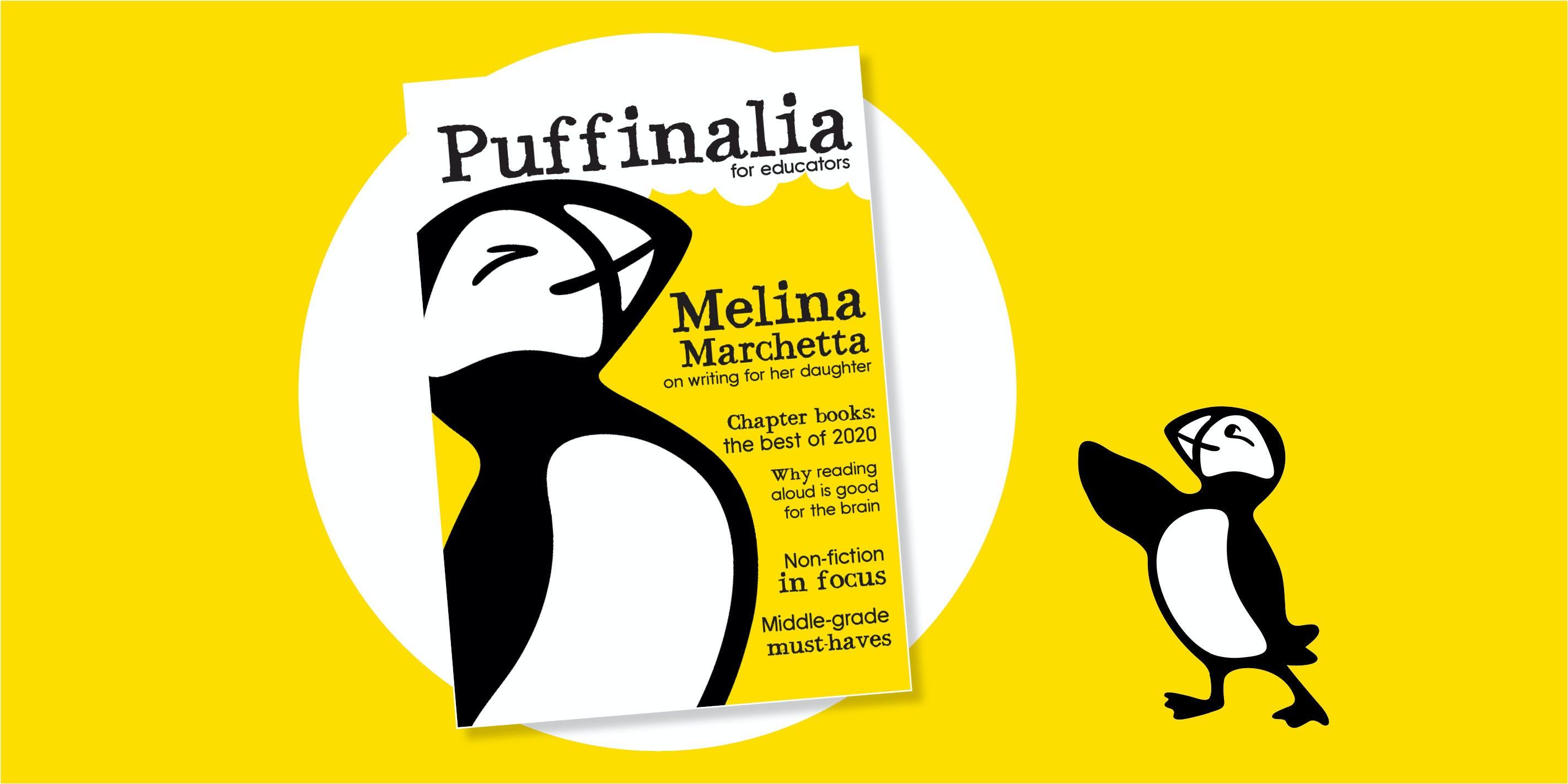 Puffinalia for educators