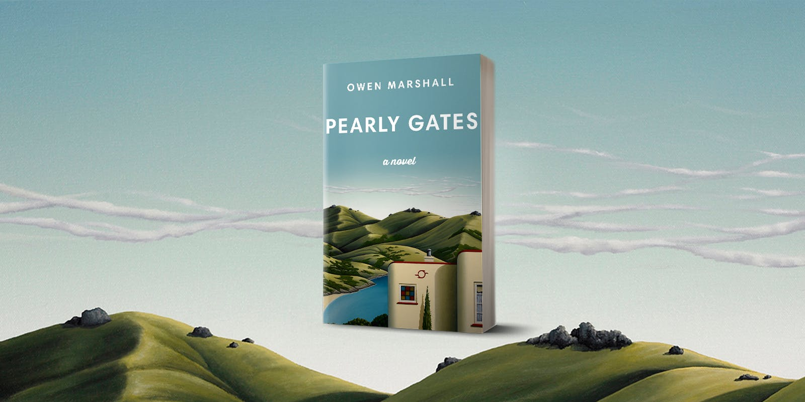 Pearly Gates - book club guide