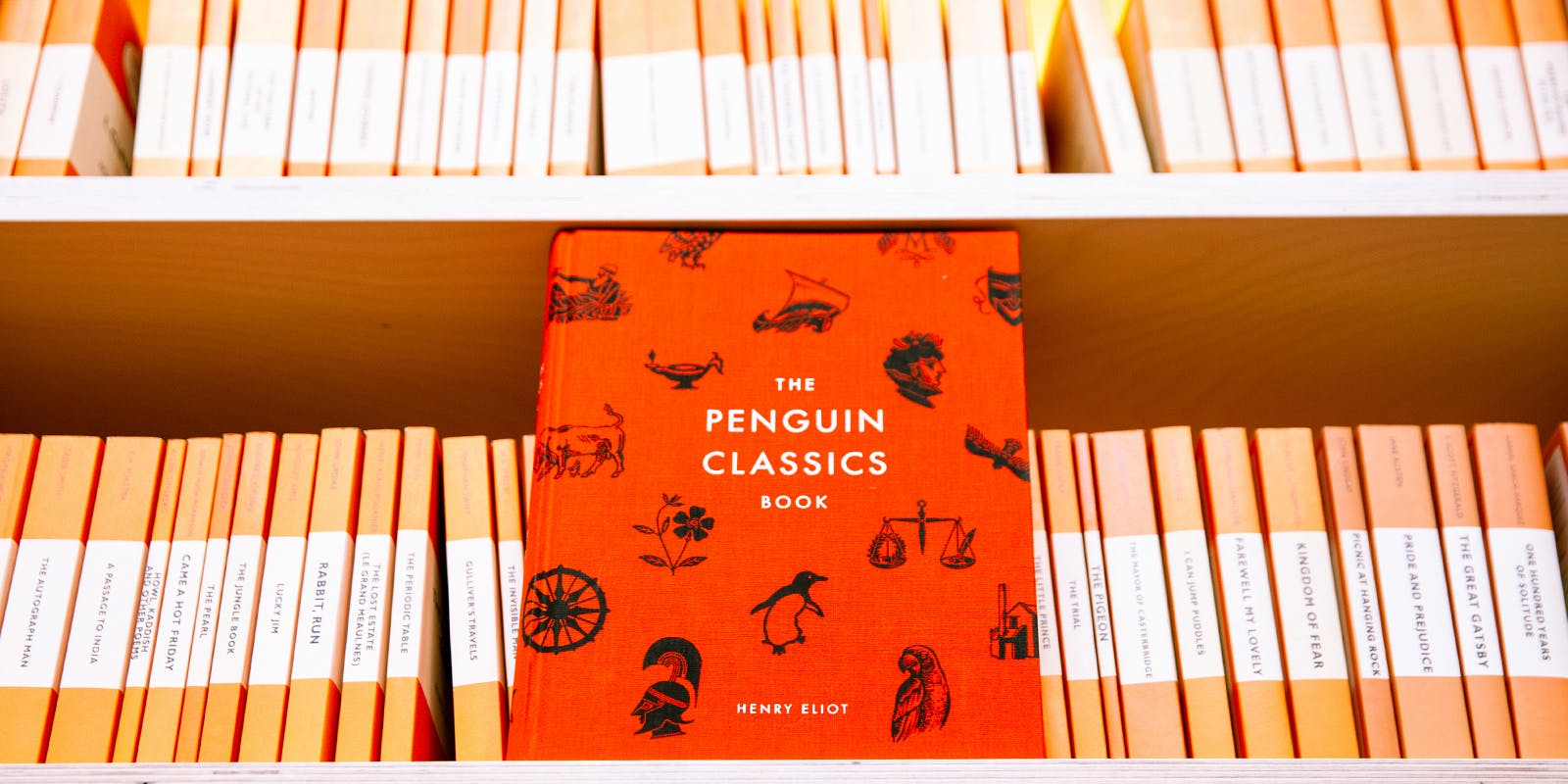 The first Penguin Classic
