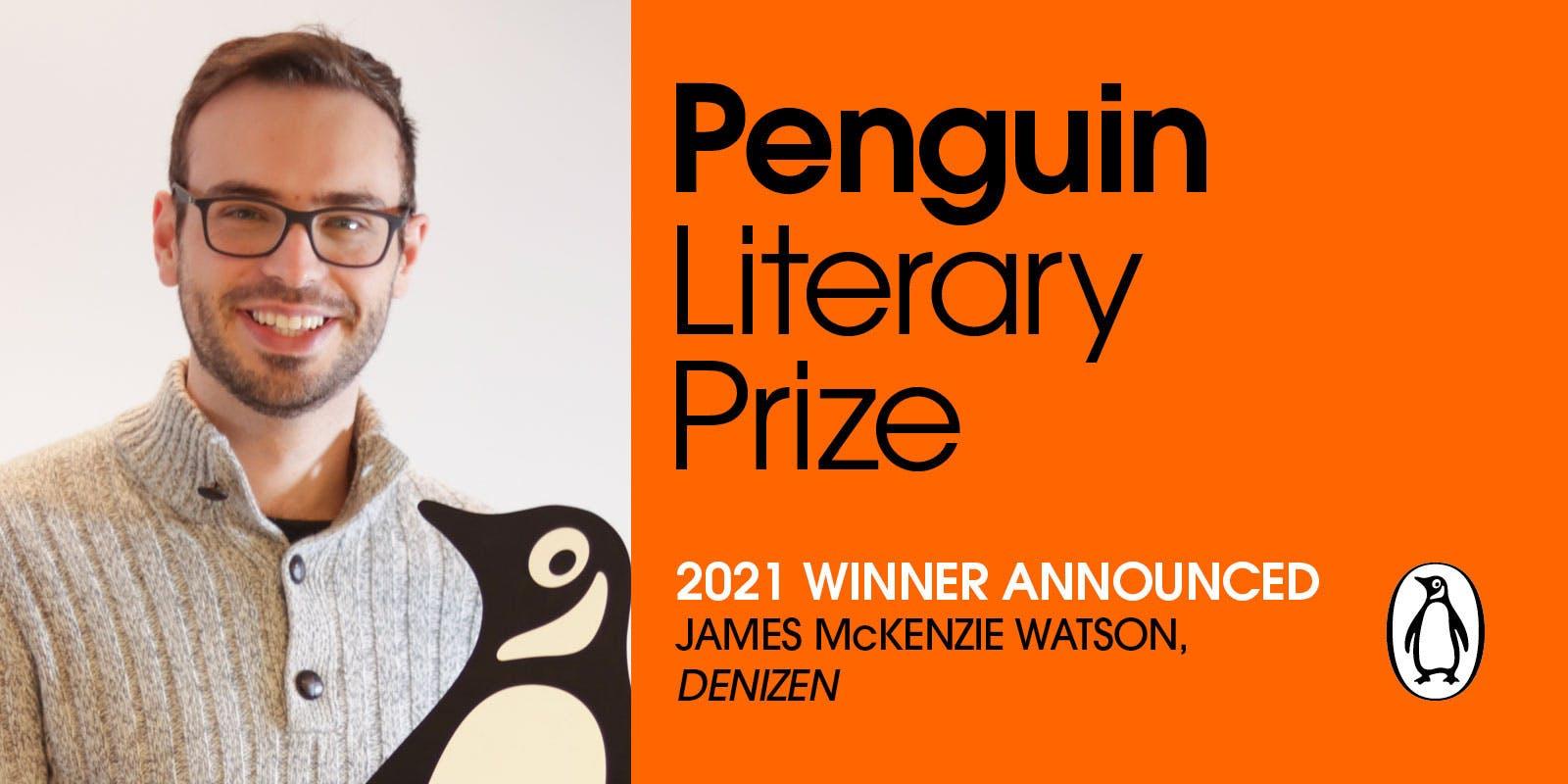 Penguin Literary Prize 2021 winner announced