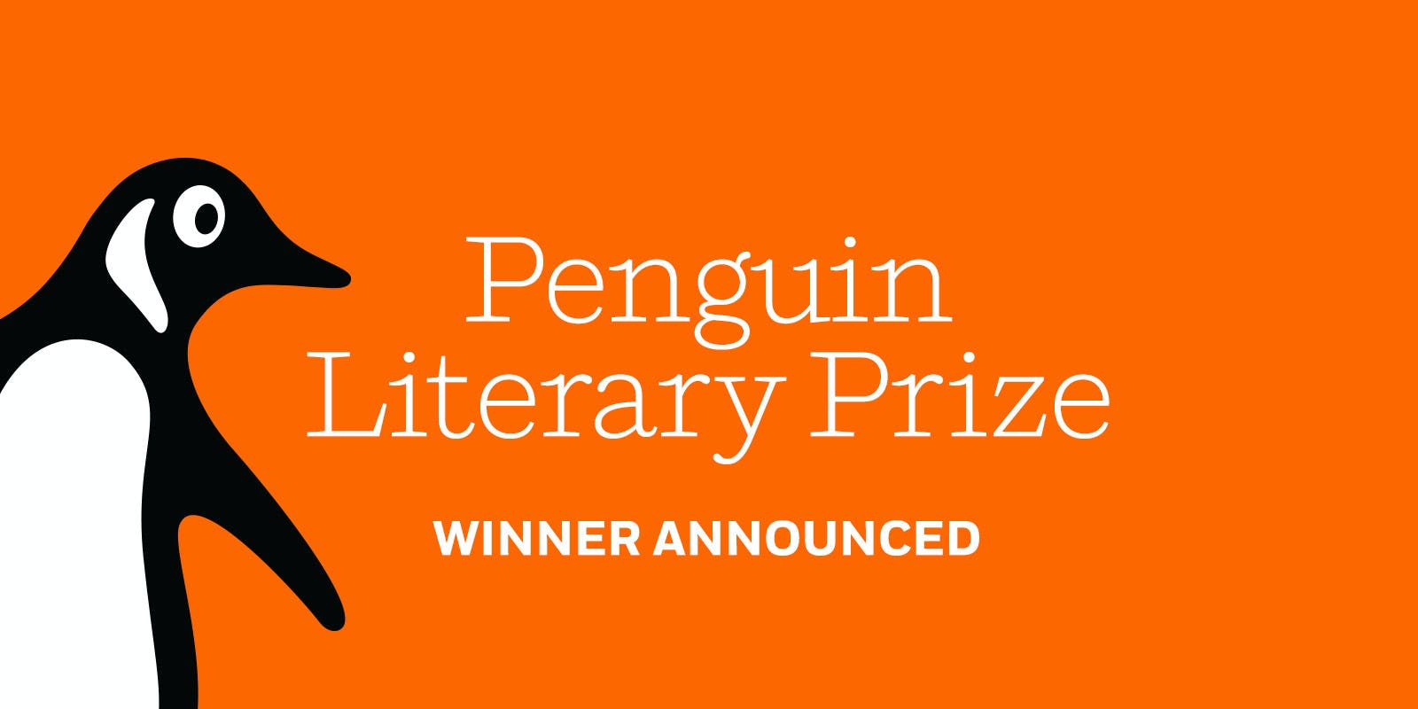 Penguin Literary Prize winner announced