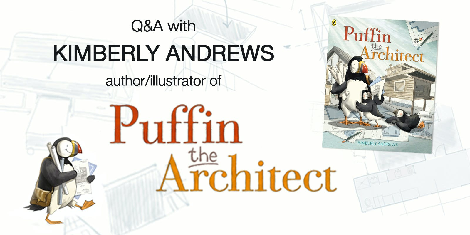 Q&A with Kimberly Andrews