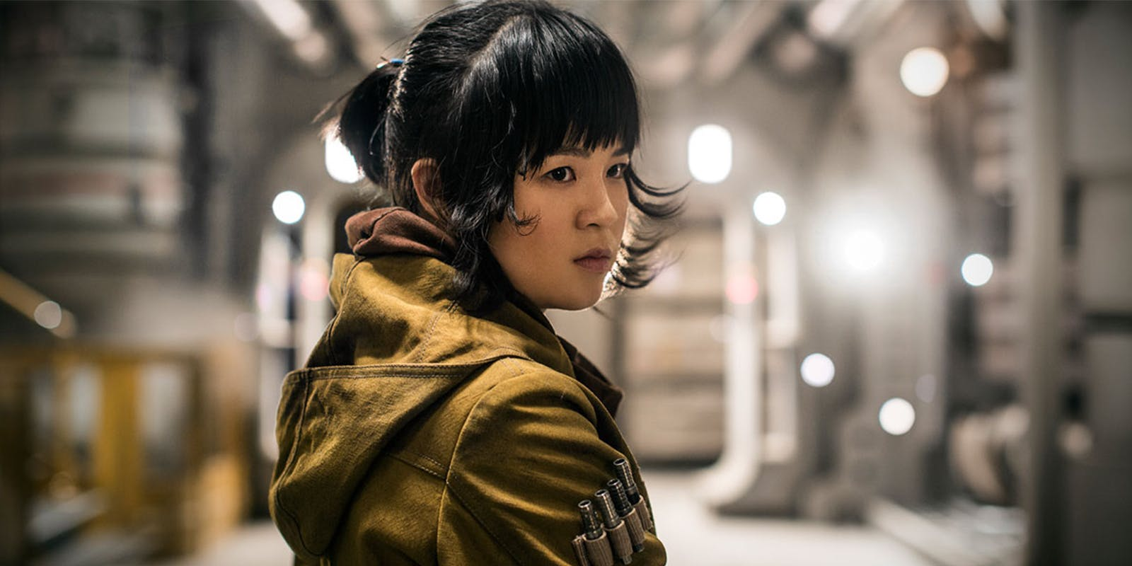 5 awesome resistance women of Star Wars: The Last Jedi™