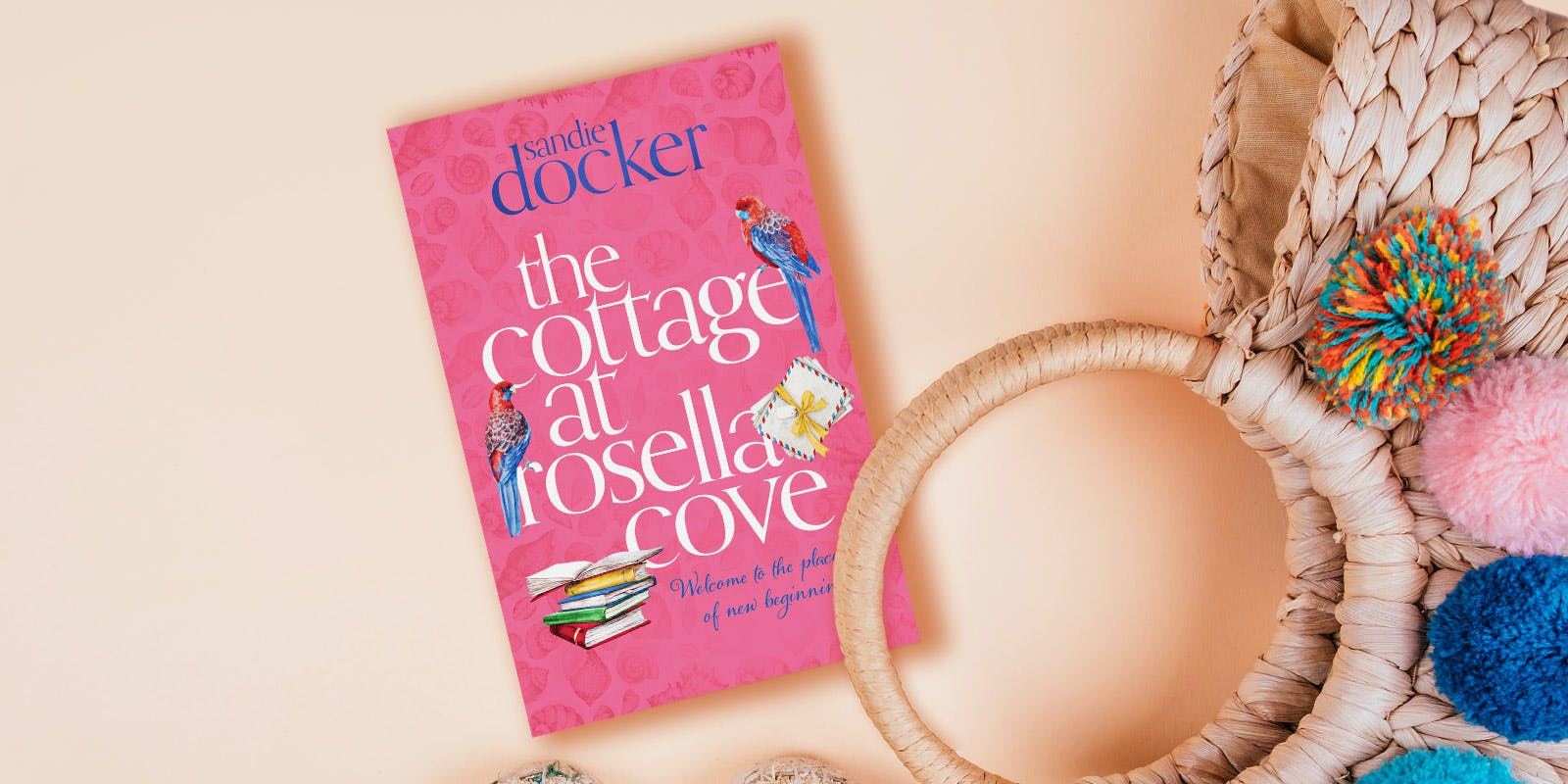 The Cottage at Rosella Cove book club notes