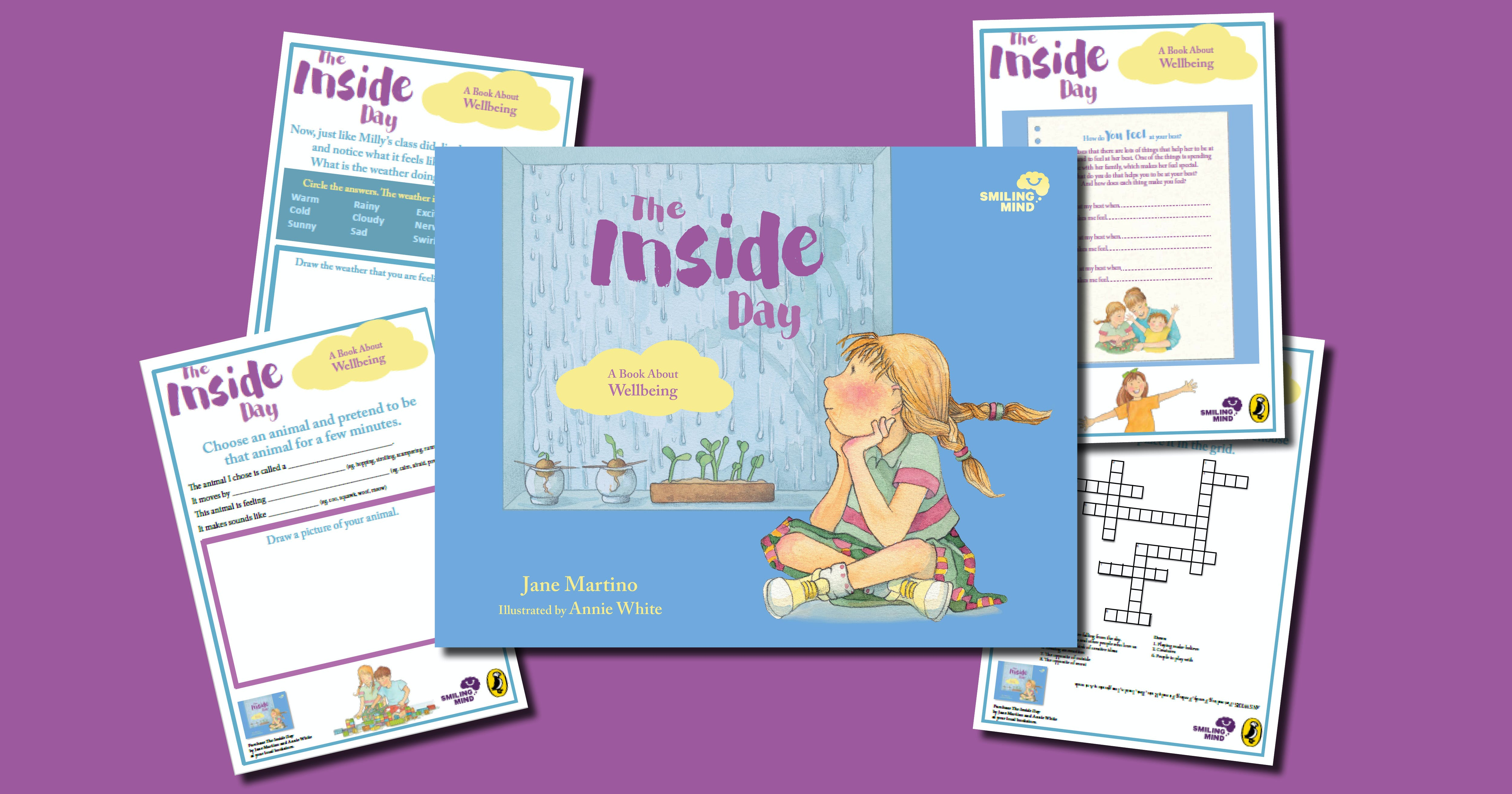 Smiling Mind 4: The Inside Day activity pack
