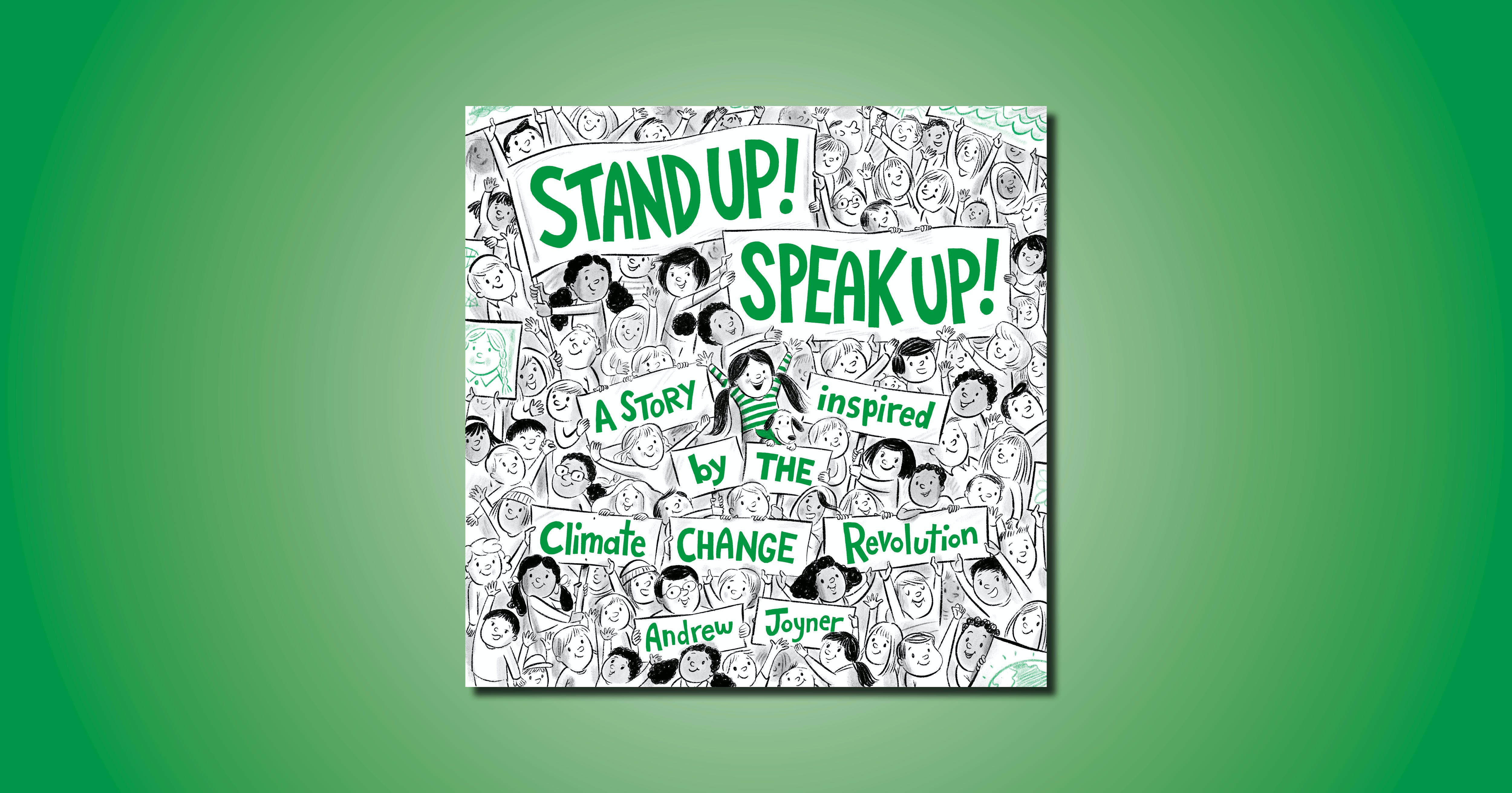 Stand Up! Speak Up! Activity pack