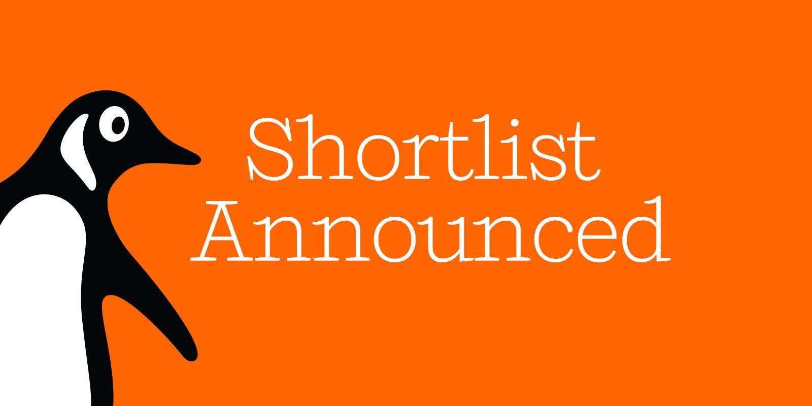 Penguin Literary Prize shortlist