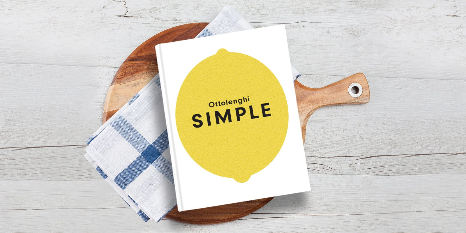 Ottolenghi on Simple