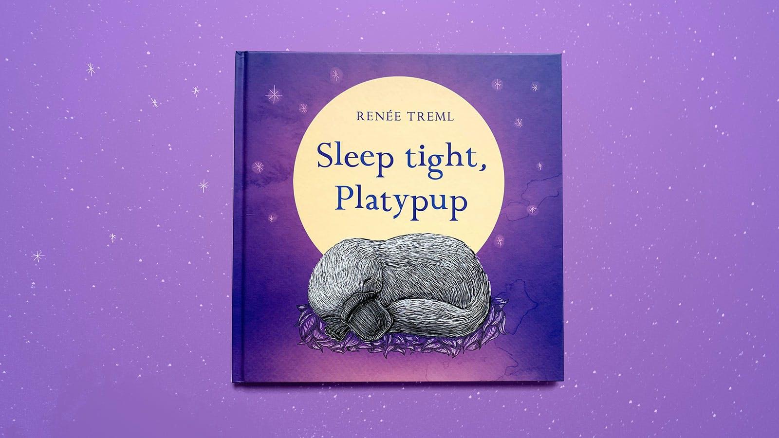 Sleep Tight, Platypup activity pack