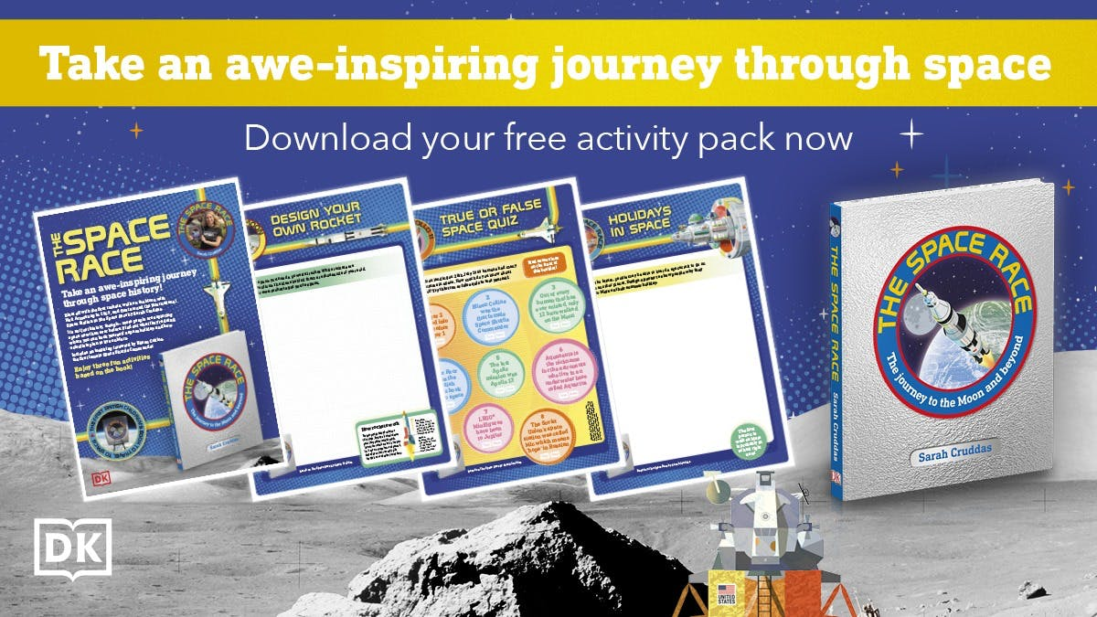 The Space Race activity pack