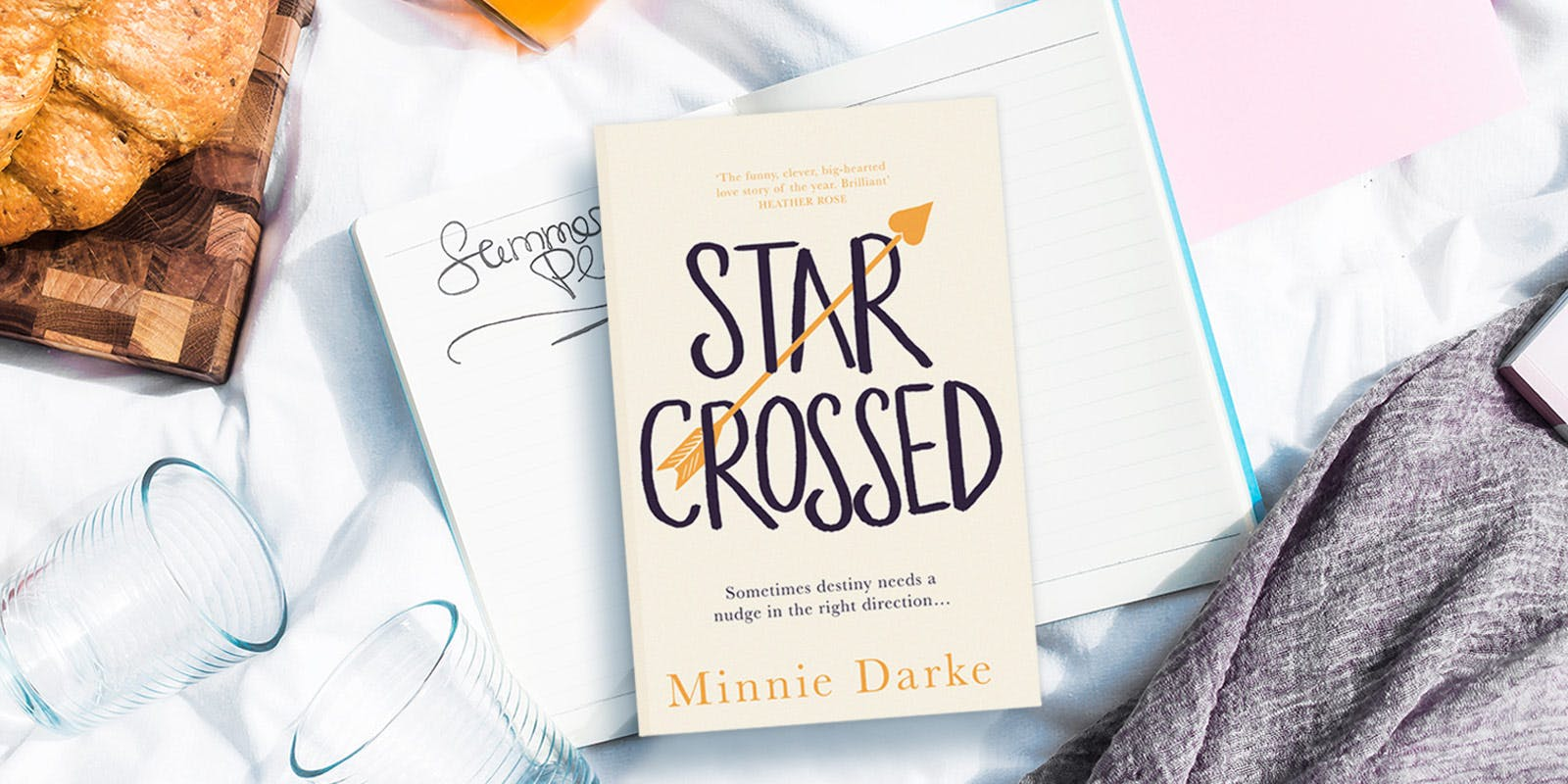 Star-crossed book club notes