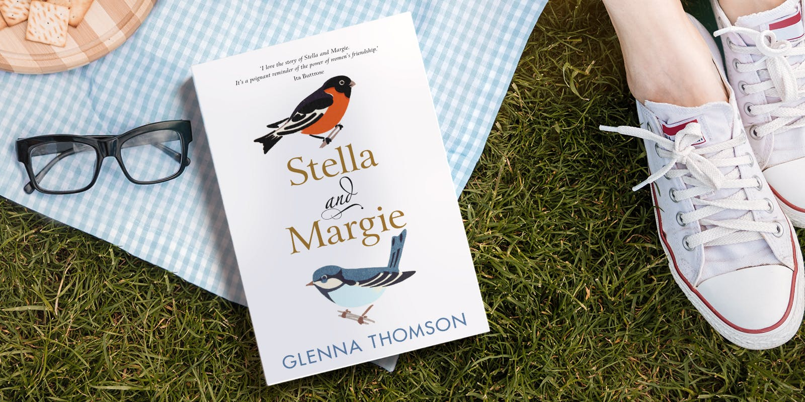 Stella and Margie book club notes
