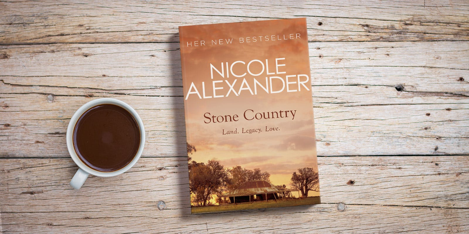 Stone Country book club notes