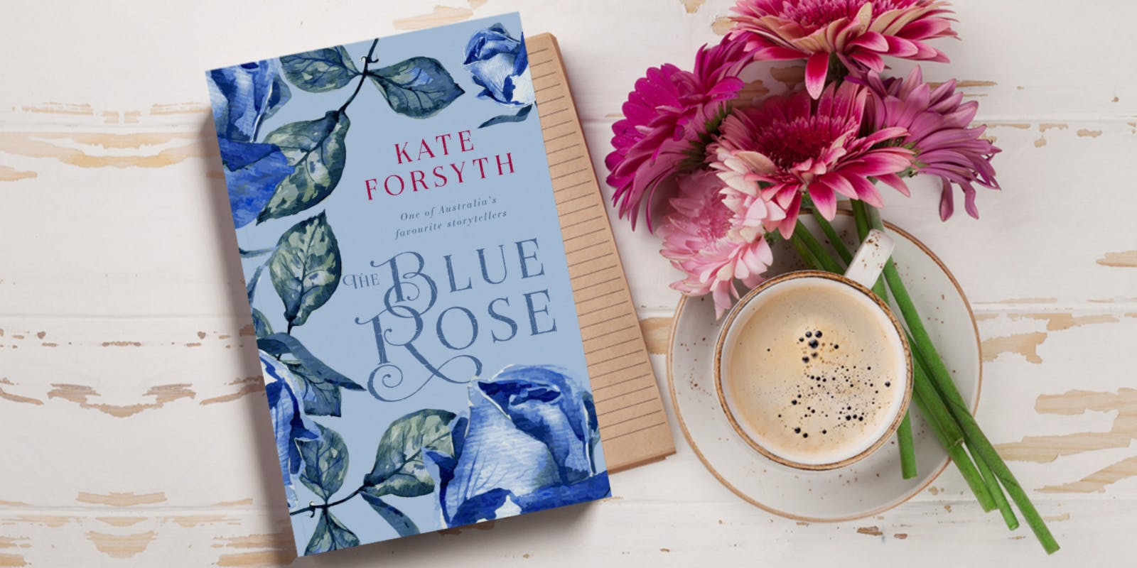 The Blue Rose book club notes