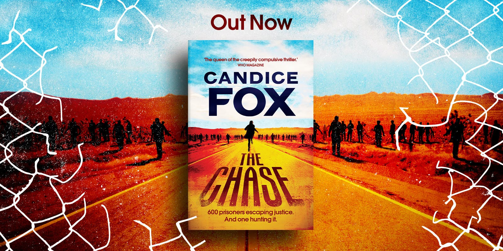 The Chase book club notes