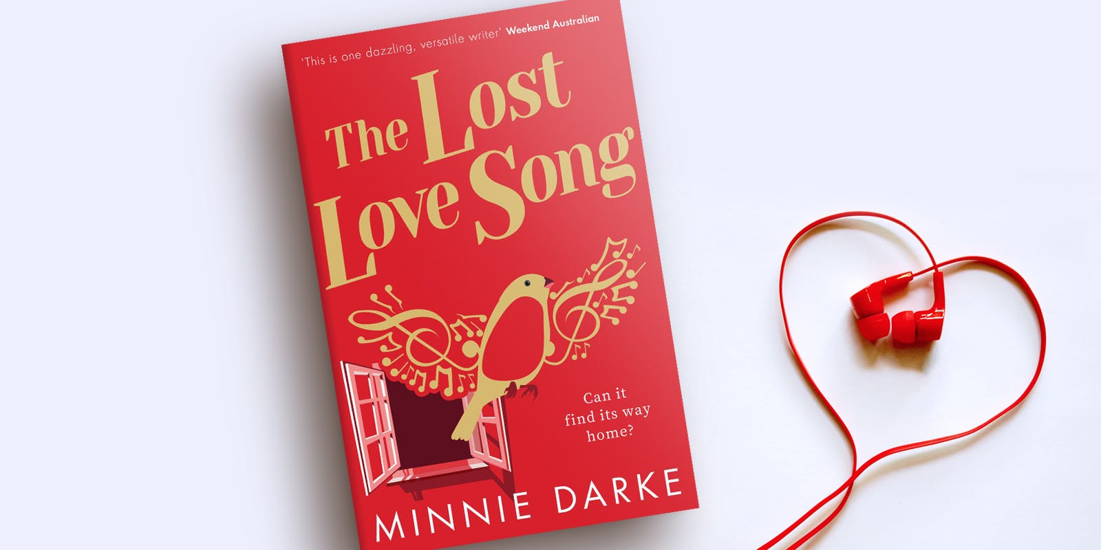 The music behind The Lost Love Song