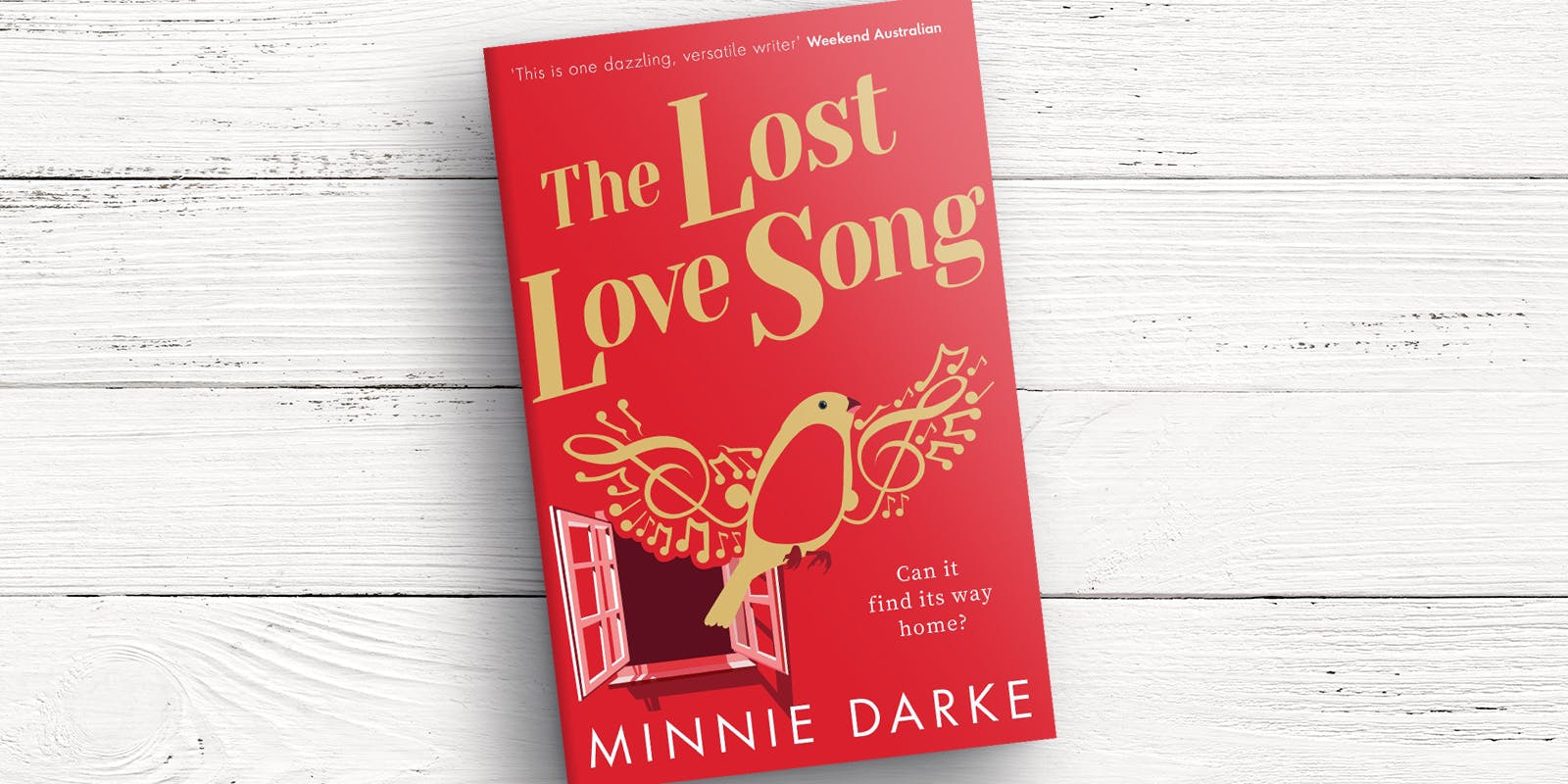 The Lost Love Song book club notes