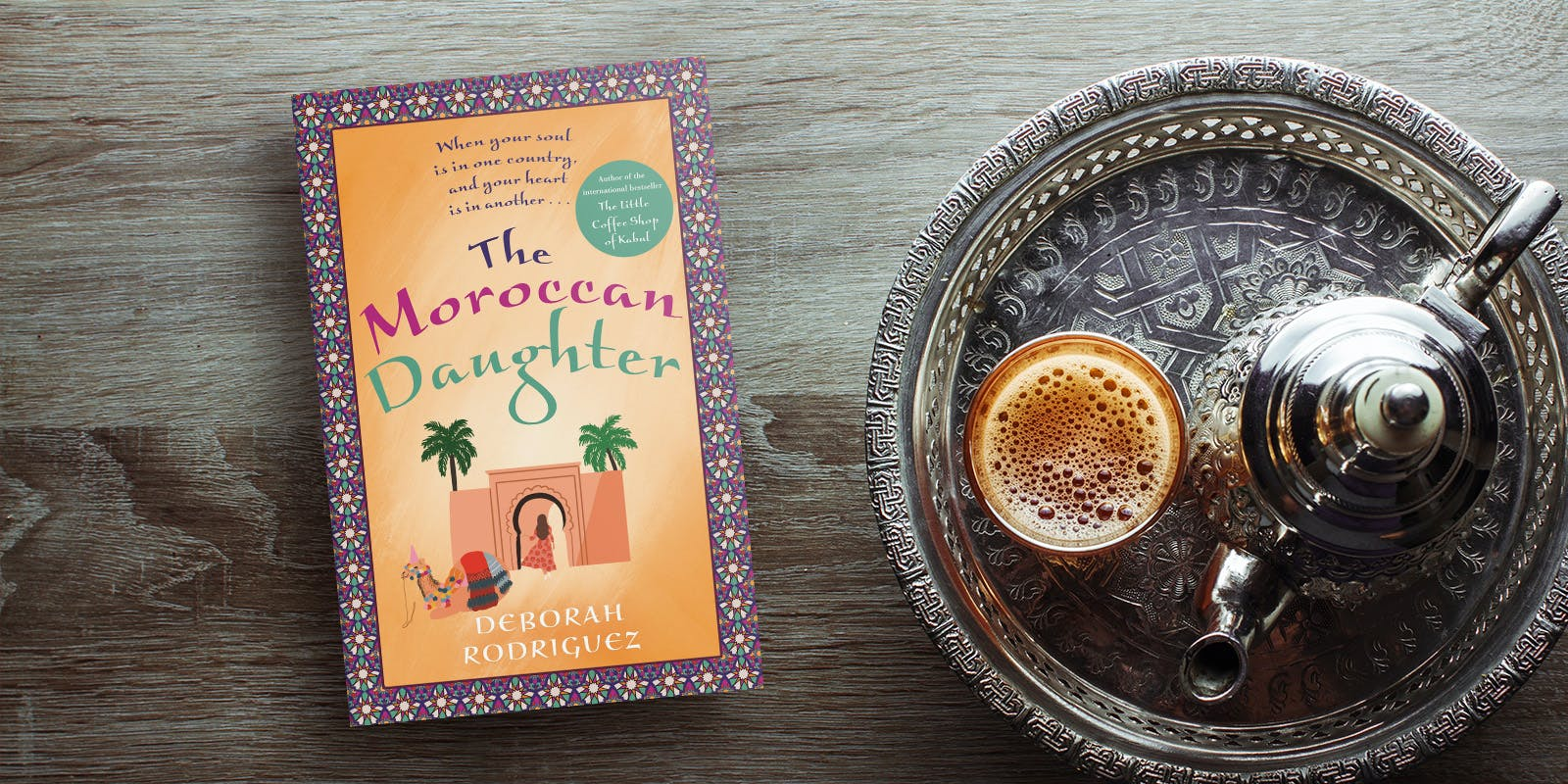 The Moroccan Daughter book club notes