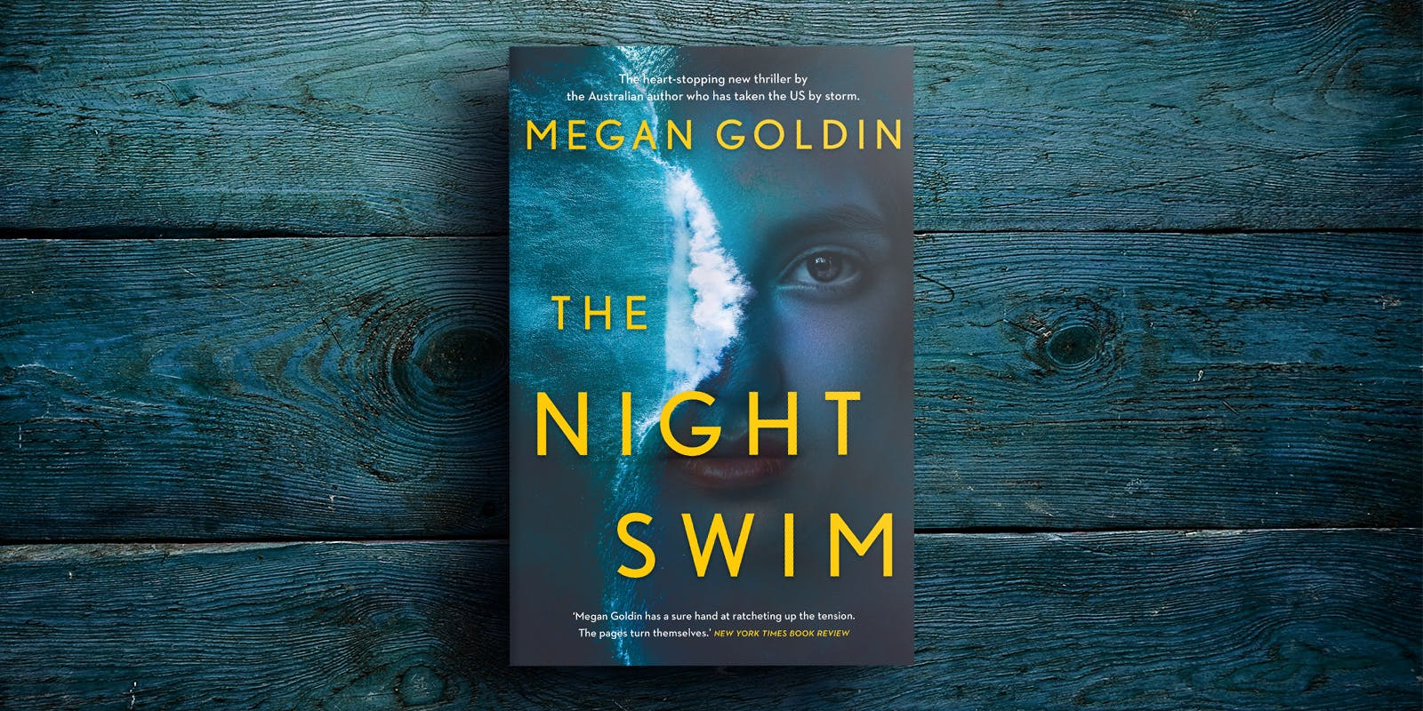 The Night Swim book club notes