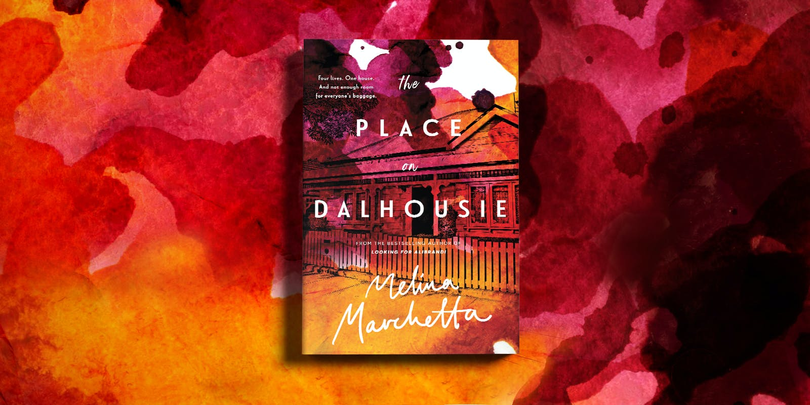 The Place on Dalhousie book club notes