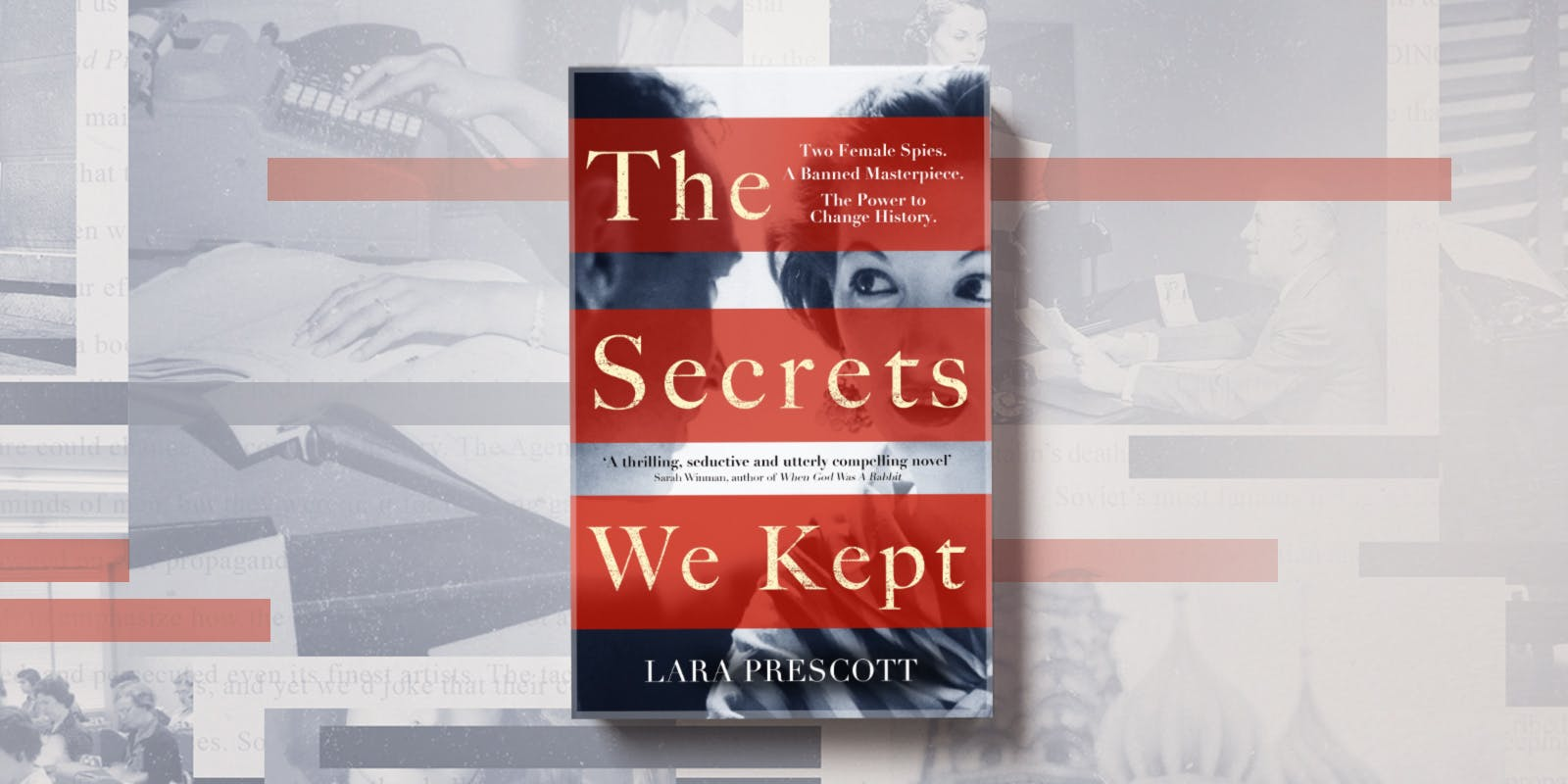 The Secrets We Kept book club notes