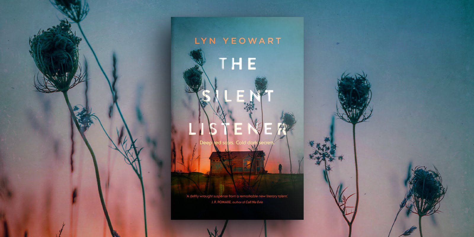 The Silent Listener book club notes