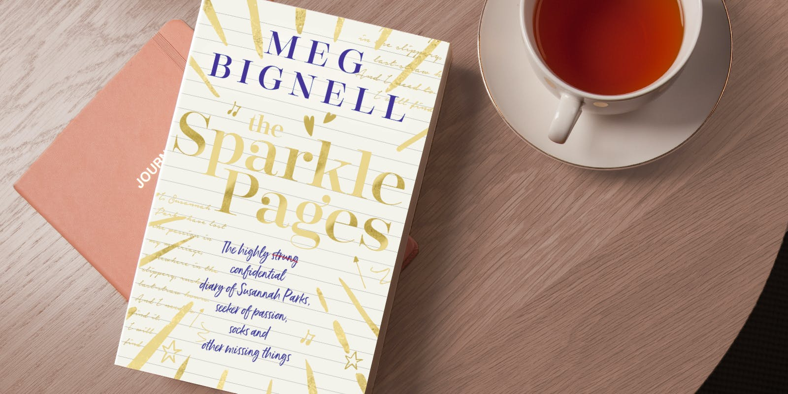 The Sparkle Pages book club notes