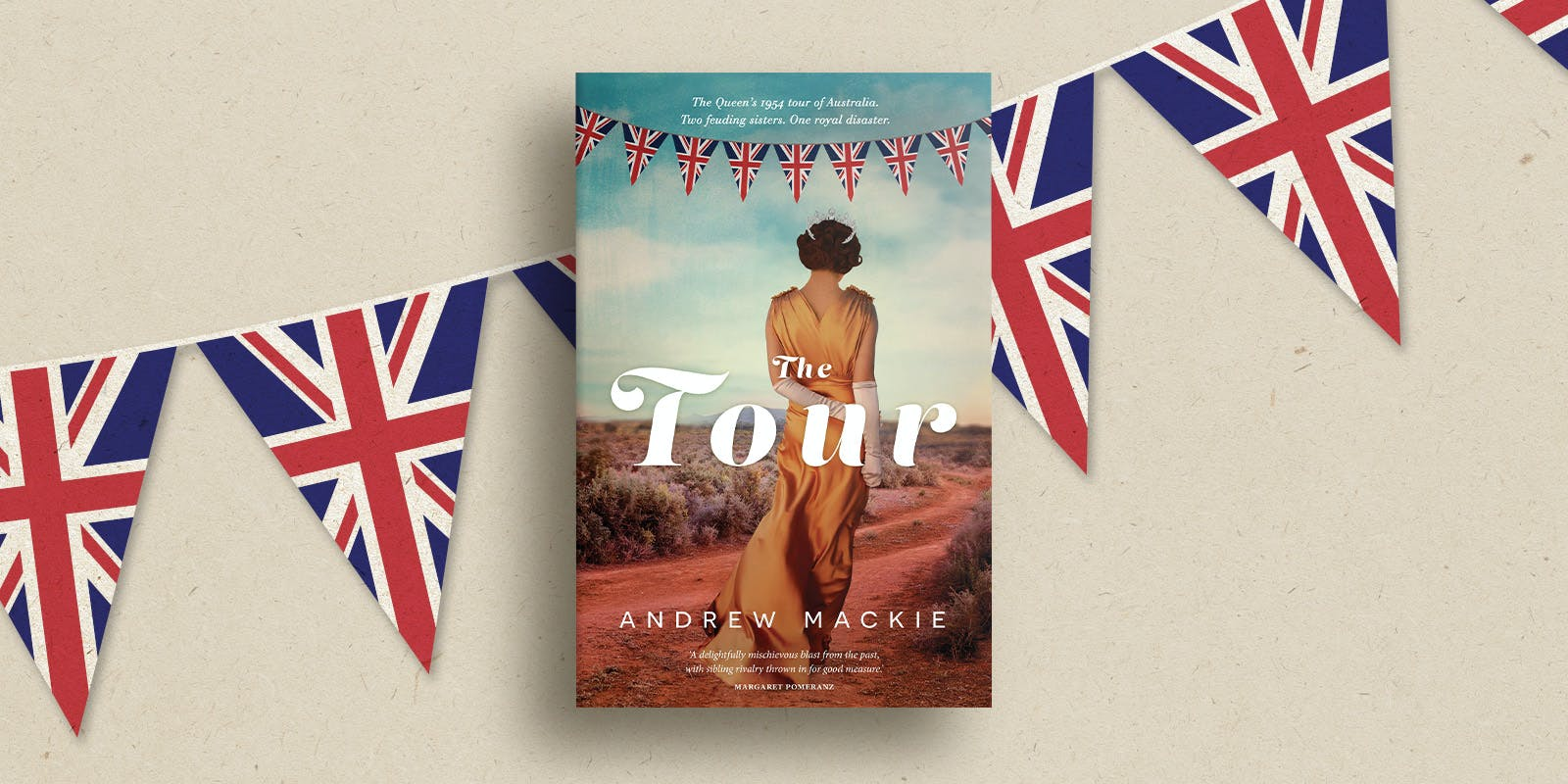 Andrew Mackie Q&A
