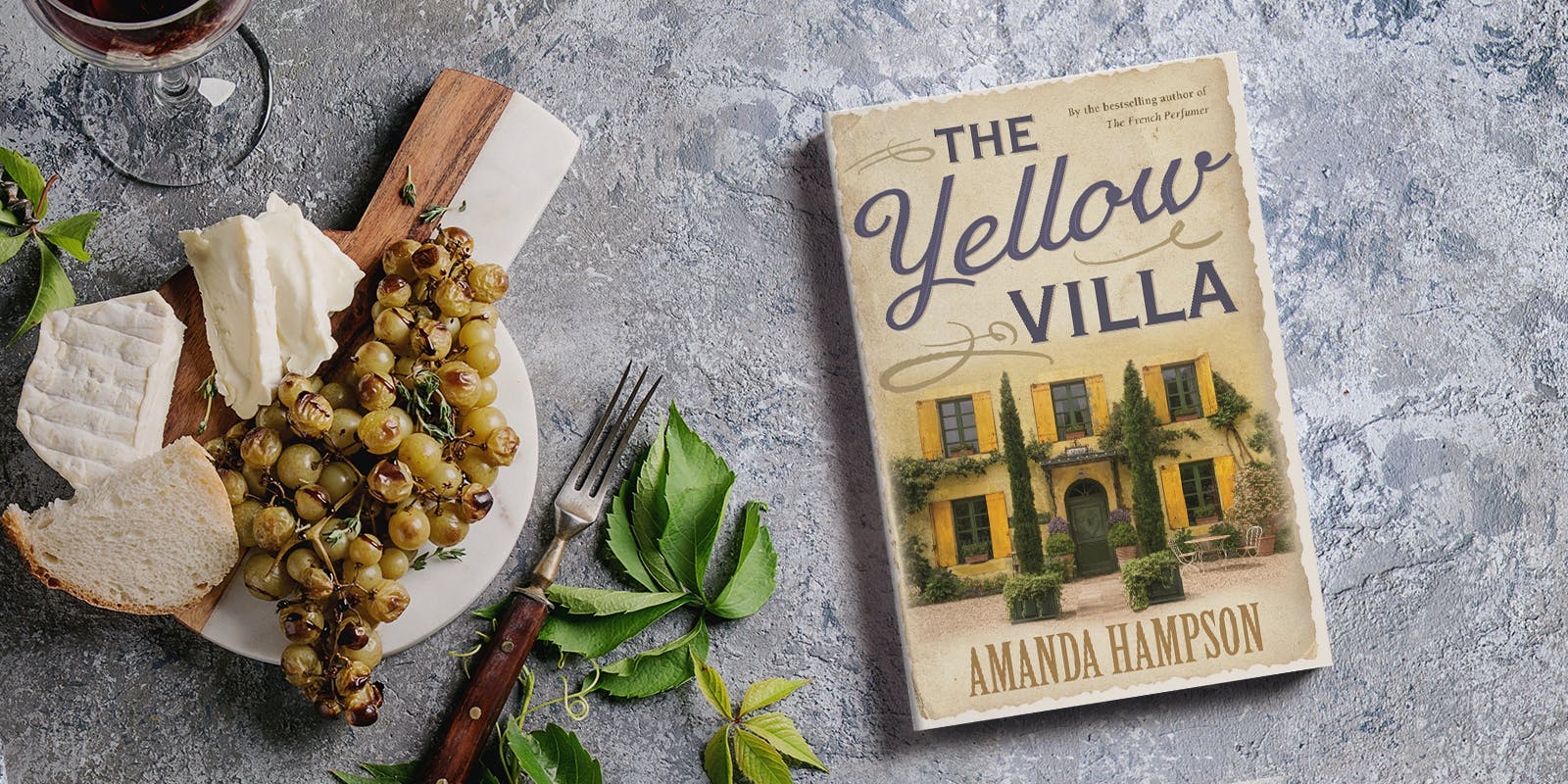 The Yellow Villa book club notes