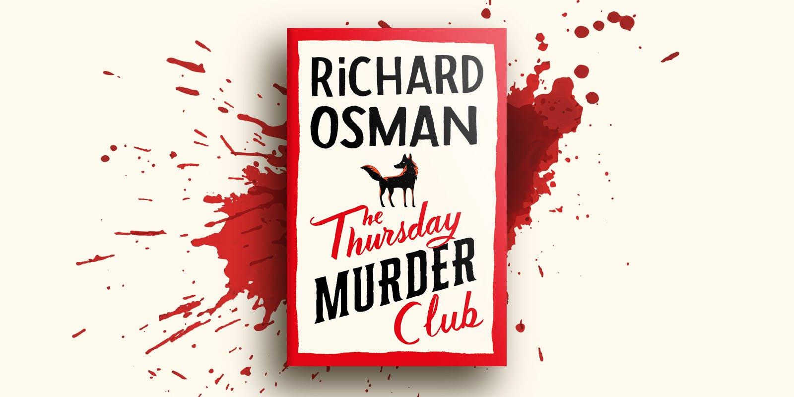 Thursday Murder Club book club notes