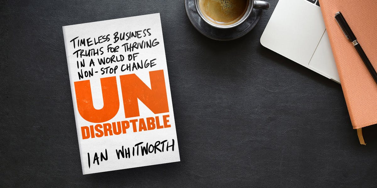 Undisruptable: the back-story
