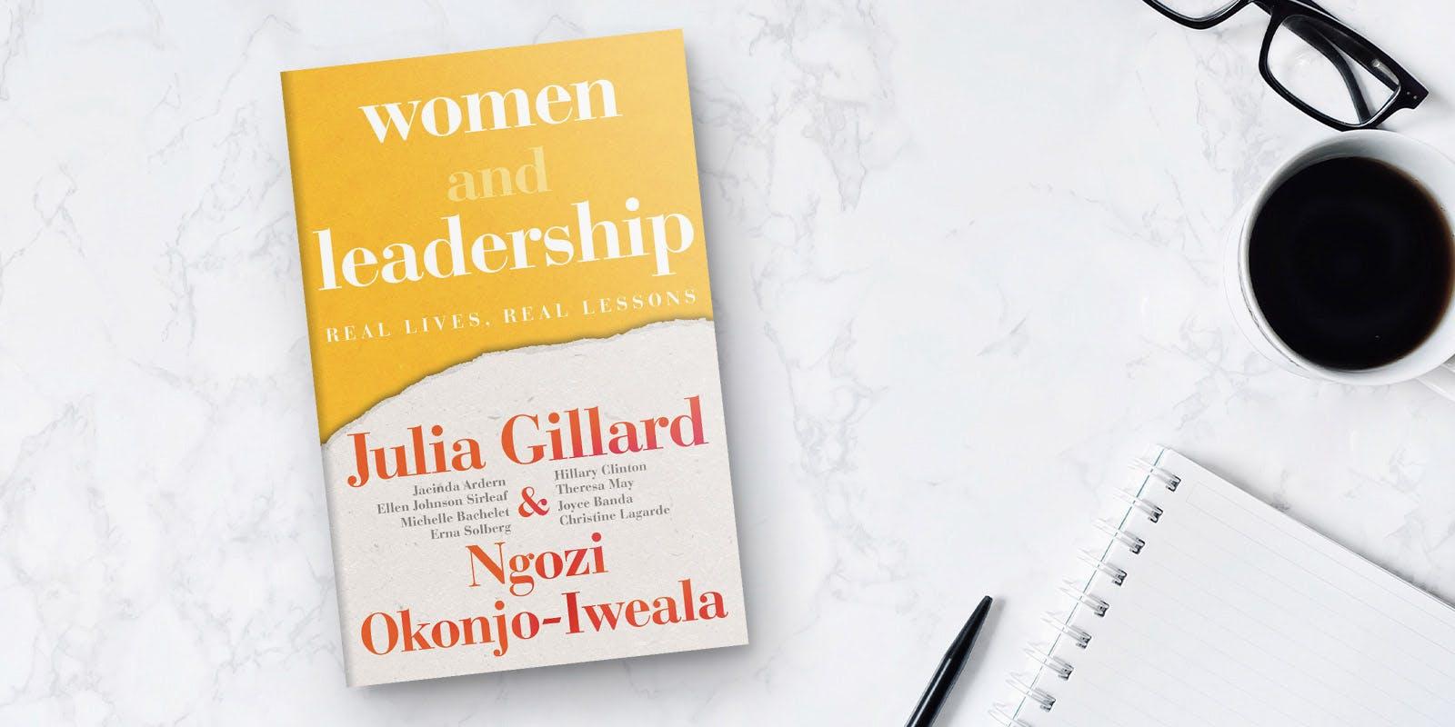 Julia Gillard and Ngozi Okonjo-Iweala Q&A