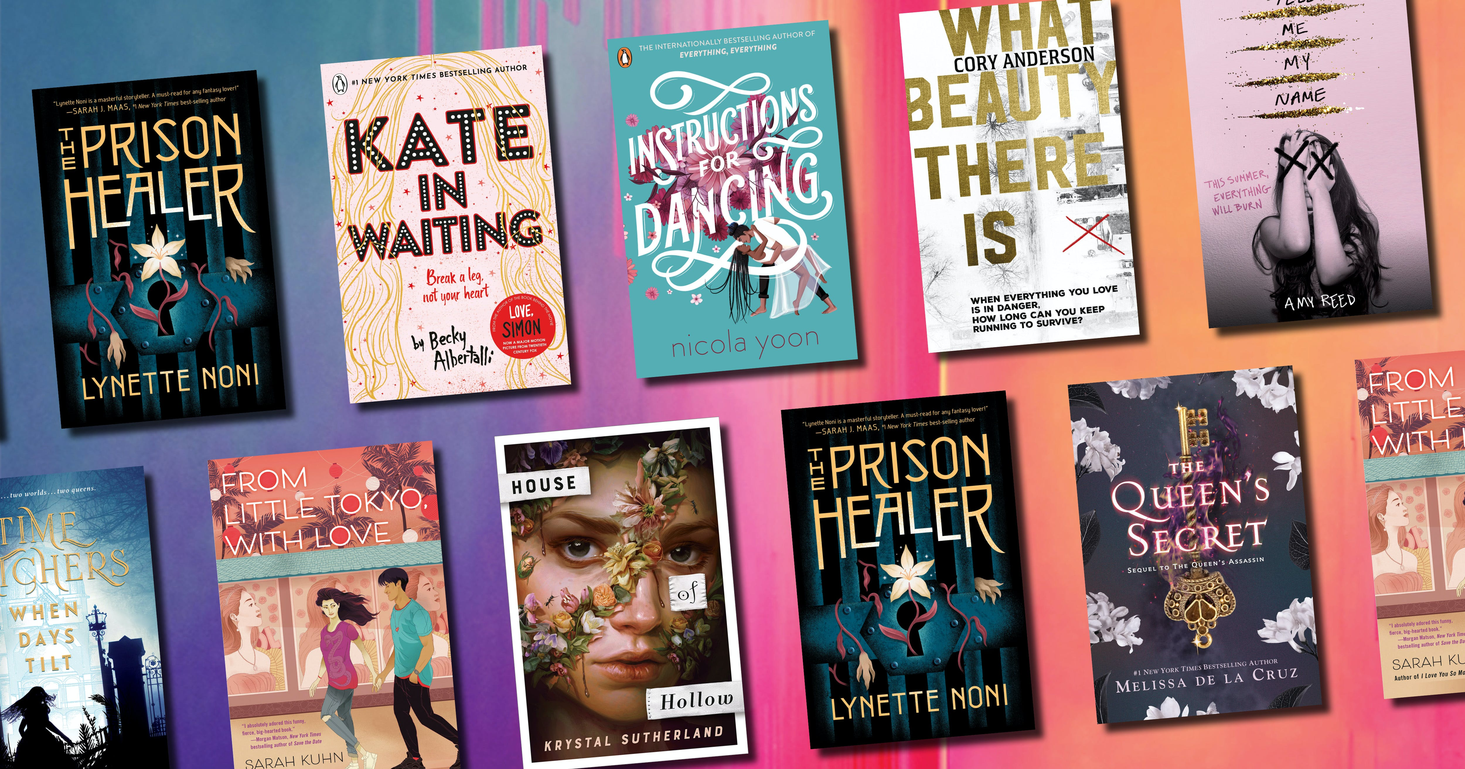 The Most Anticipated YA Books of 2021