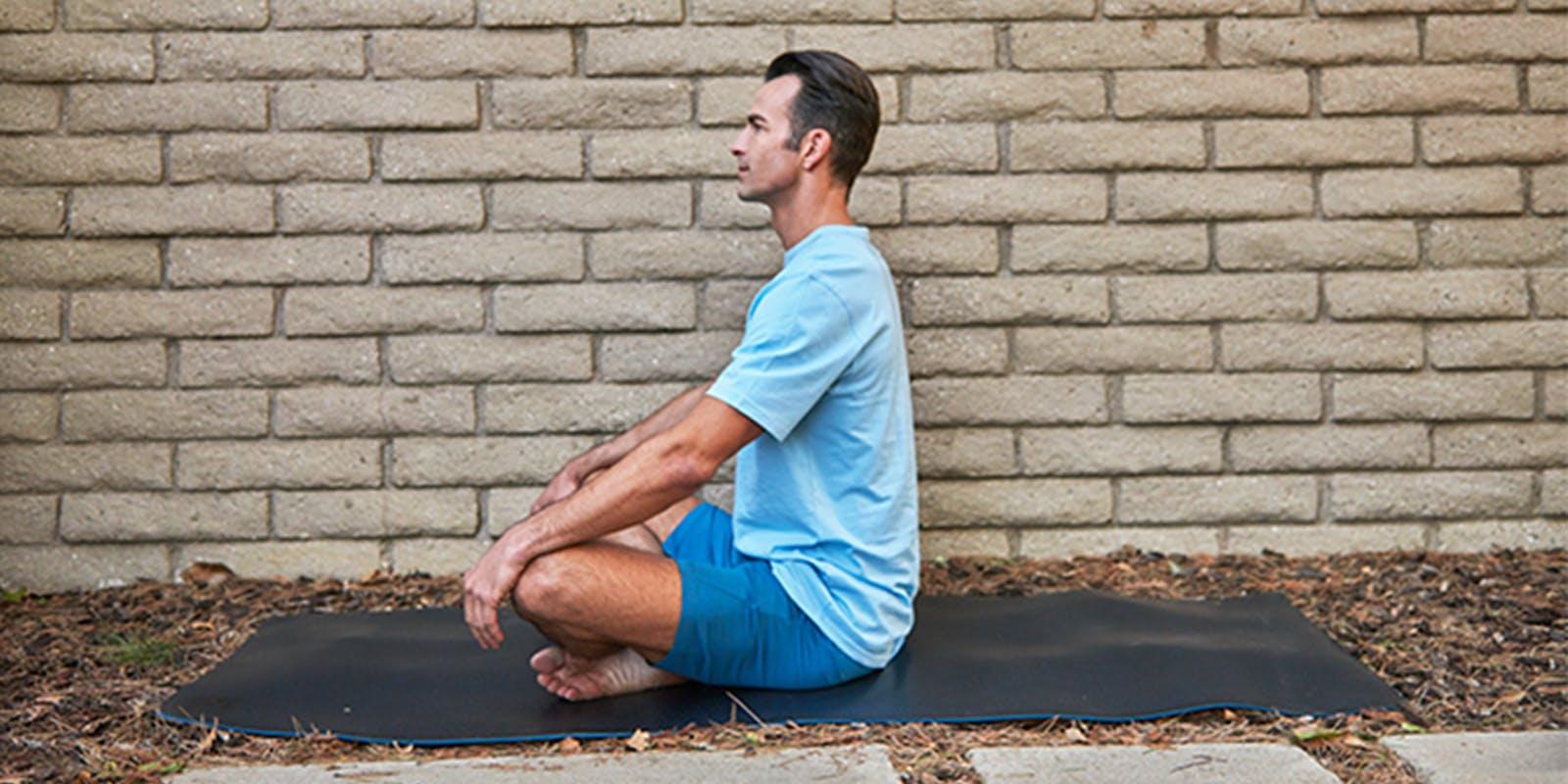 3 yin yoga positions for better sleep