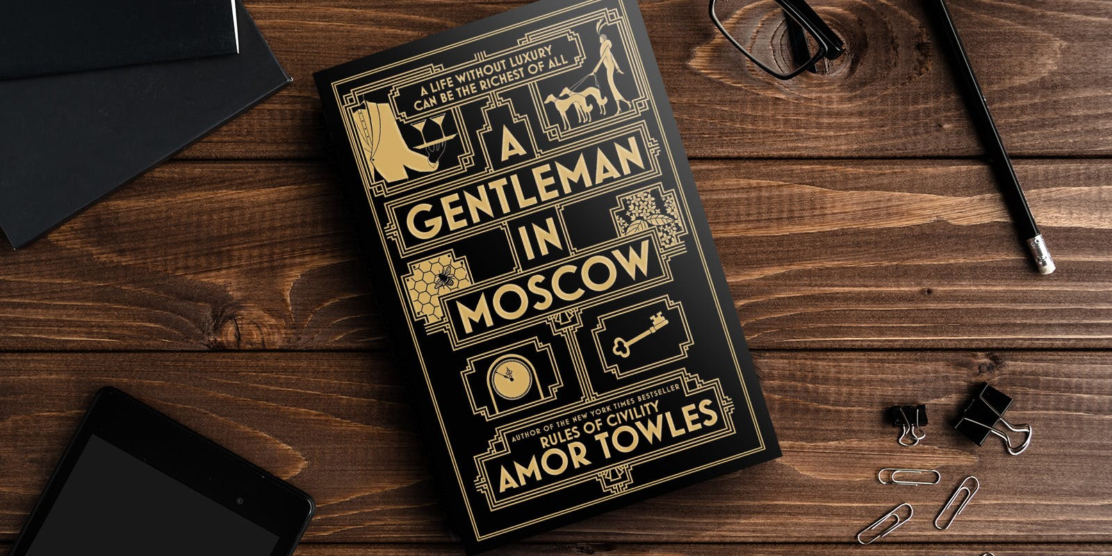 The 3 crucial lockdown lessons from A Gentleman in Moscow