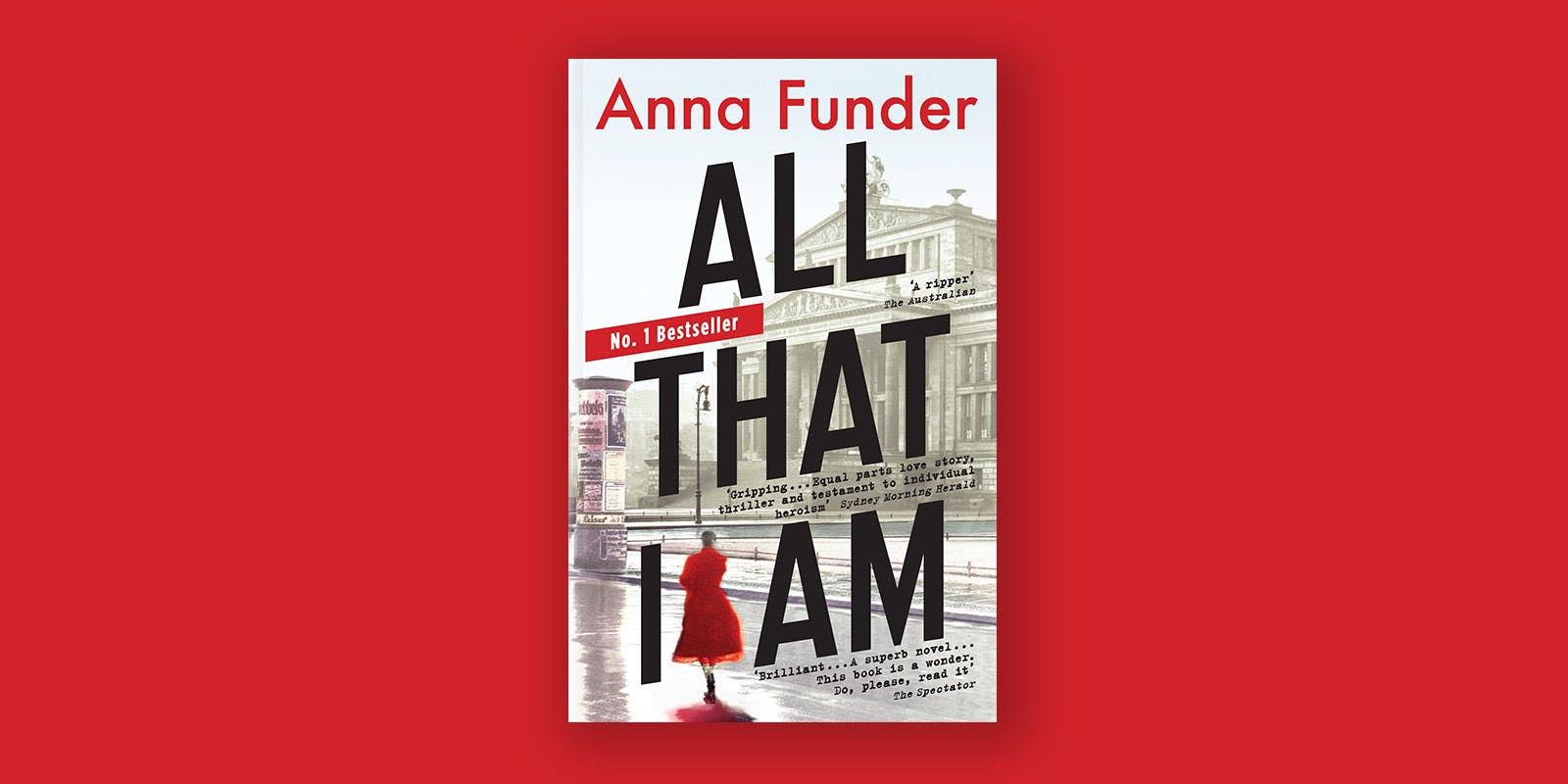 All That I Am book club notes