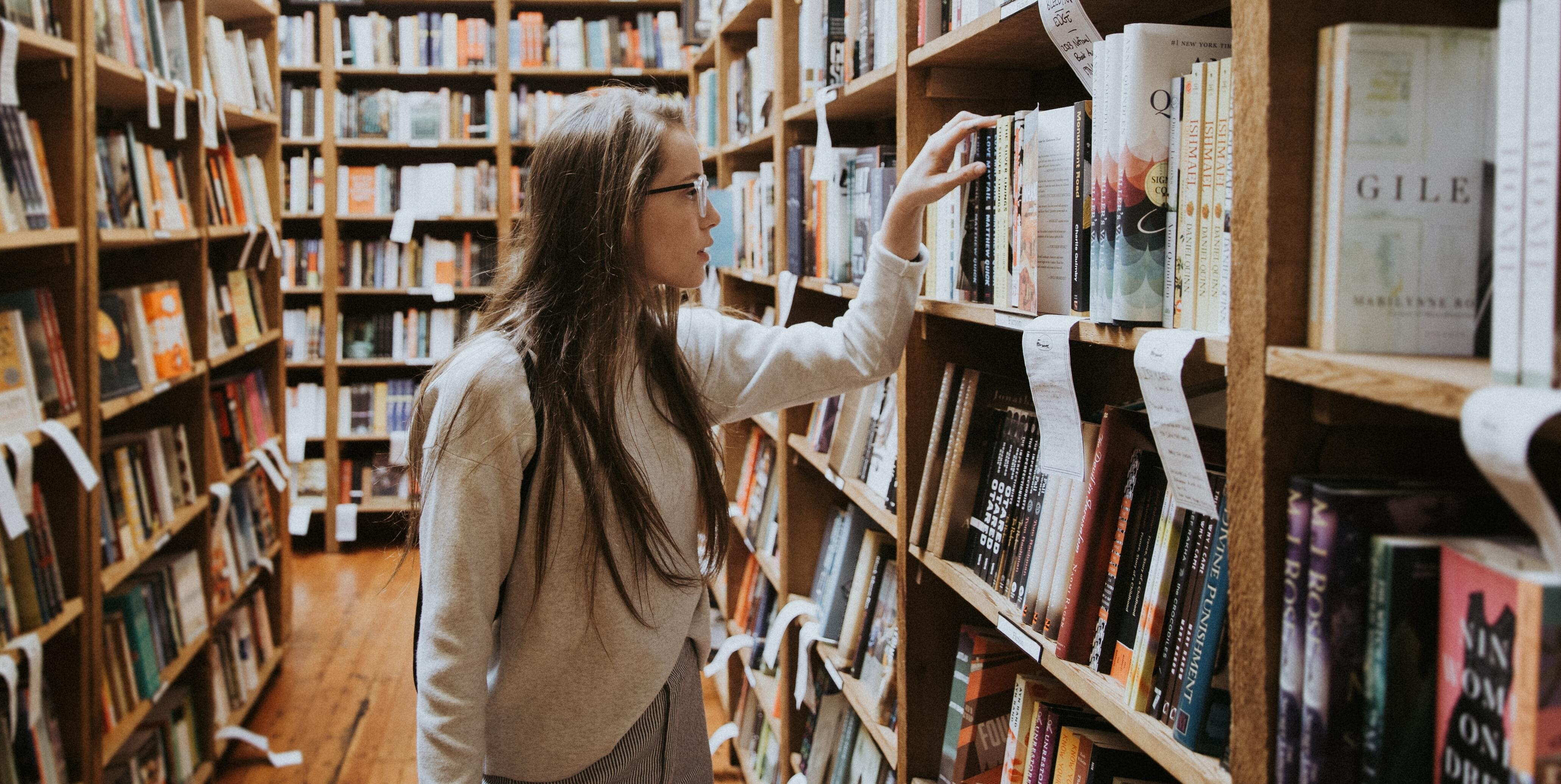 5 ways to celebrate Love Your Bookshop Day