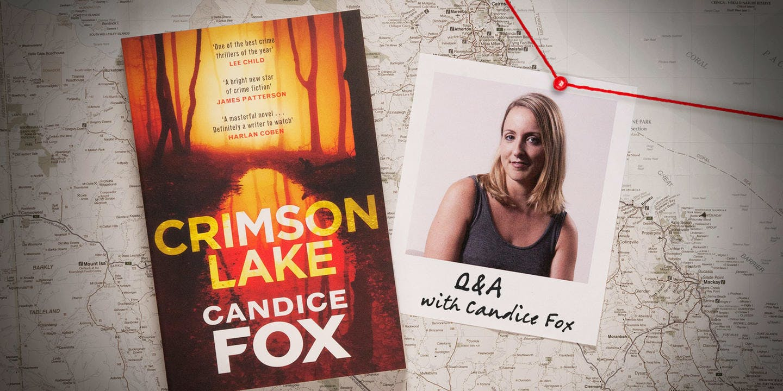 Candice Fox Q&A
