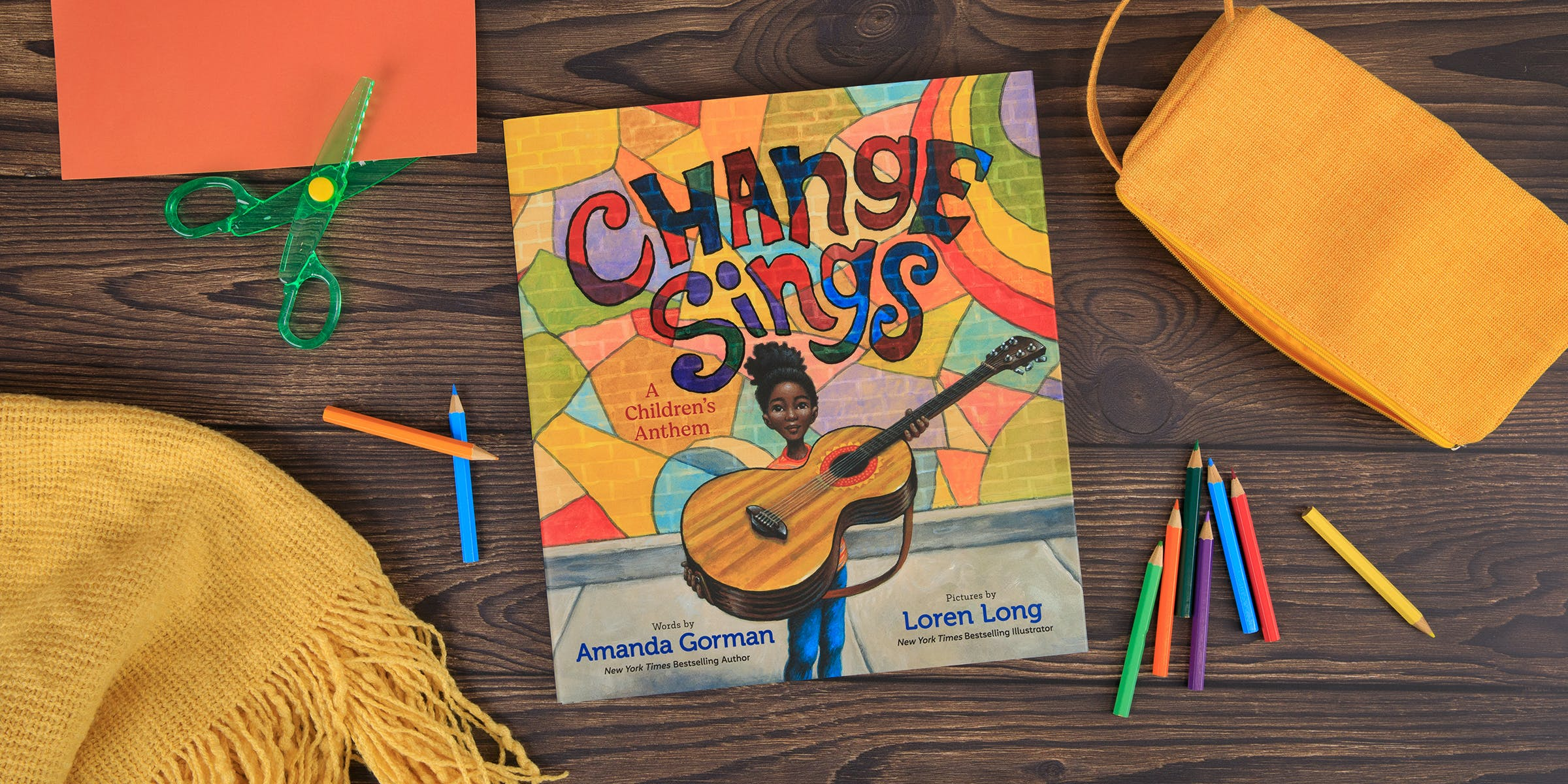 Change Sings activity pack