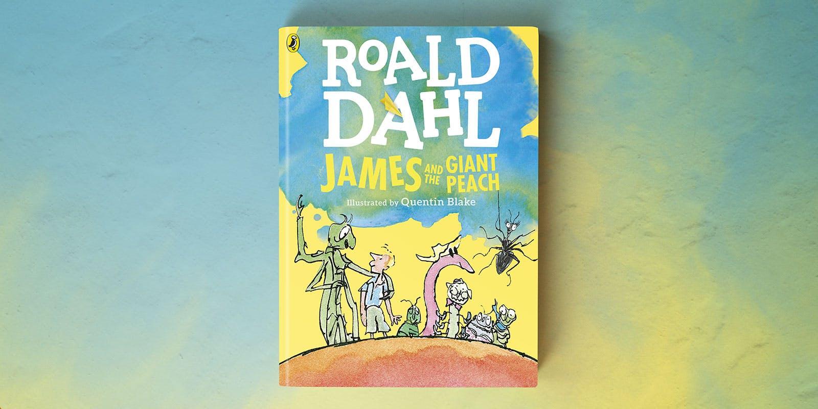 Roald Dahl party pack